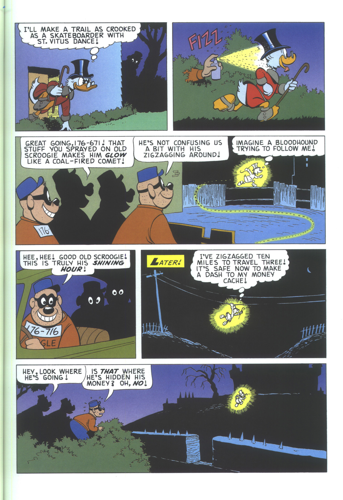 Read online Uncle Scrooge (1953) comic -  Issue #358 - 11