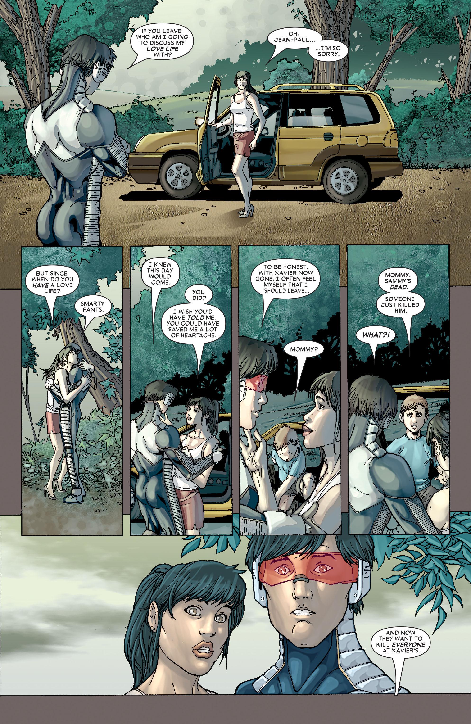 X-Men (1991) 163 Page 2