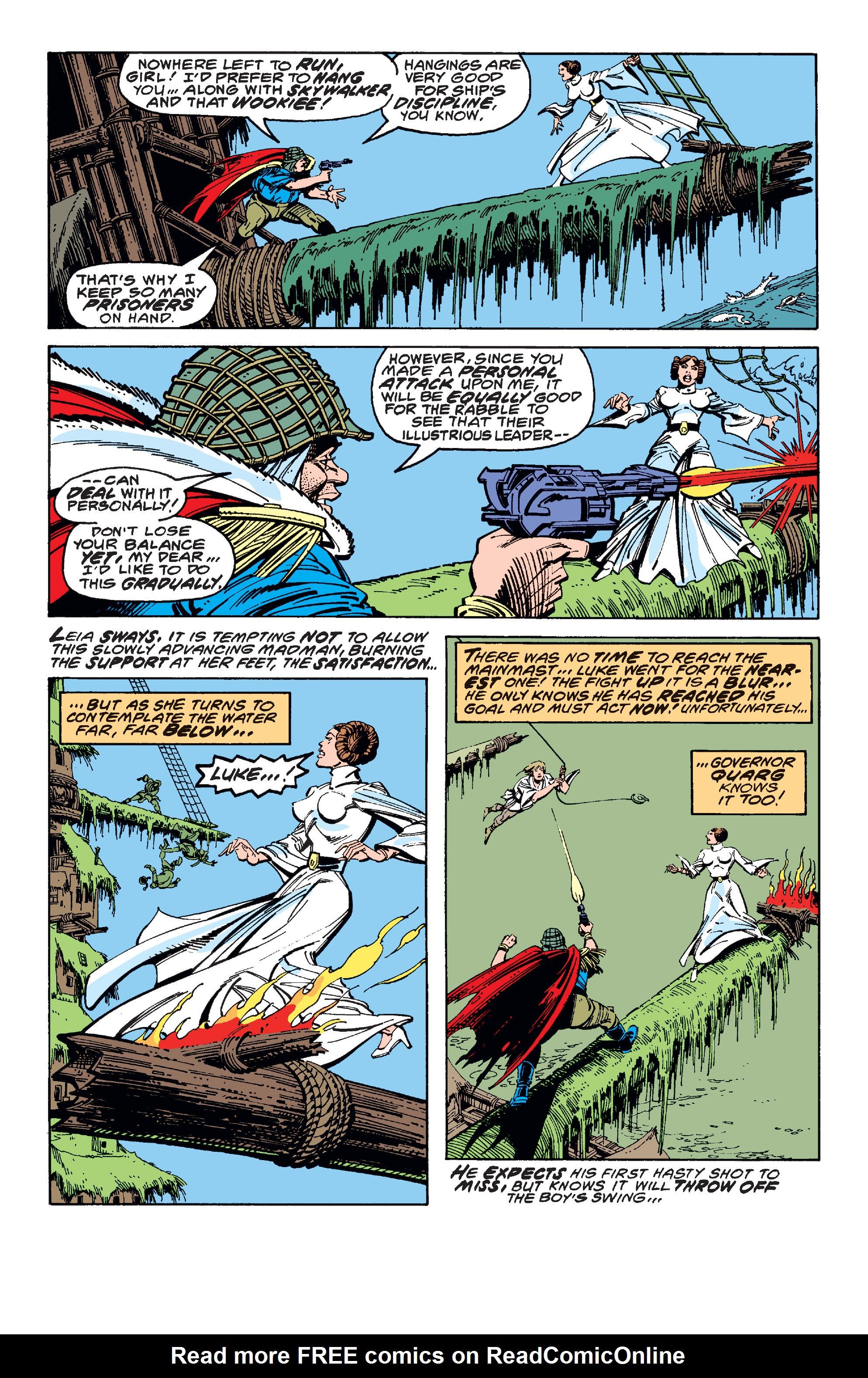 Read online Star Wars Omnibus comic -  Issue # Vol. 13 - 257
