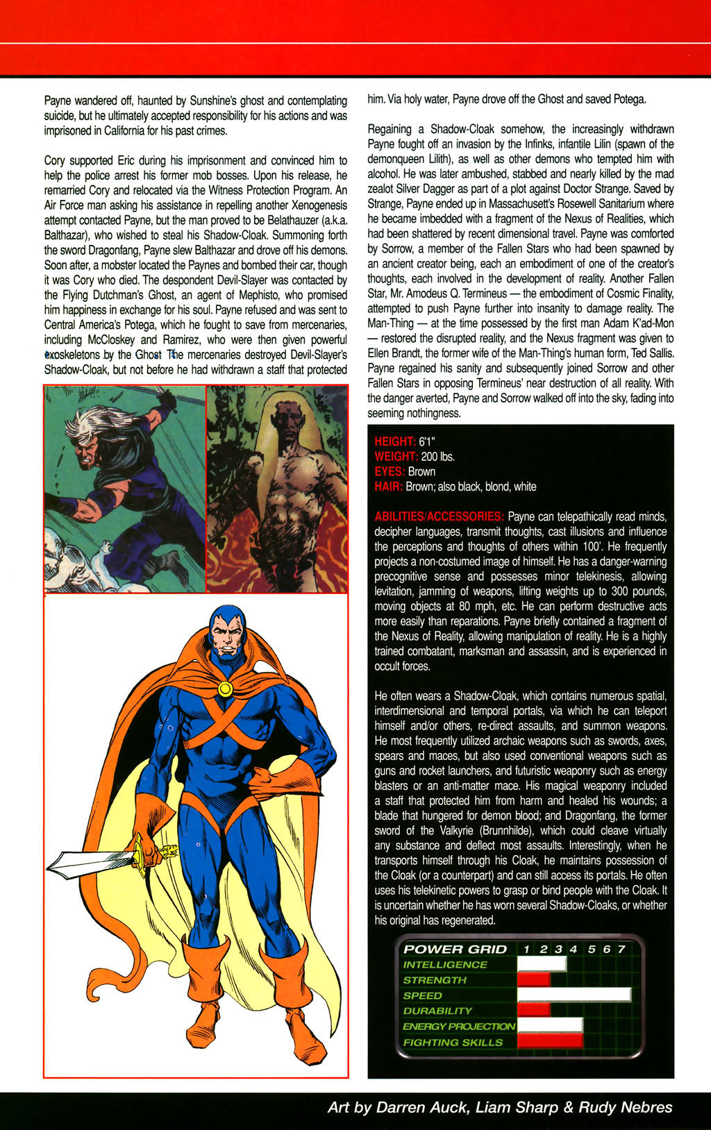 Read online All-New Official Handbook of the Marvel Universe A to Z comic -  Issue #3 - 48