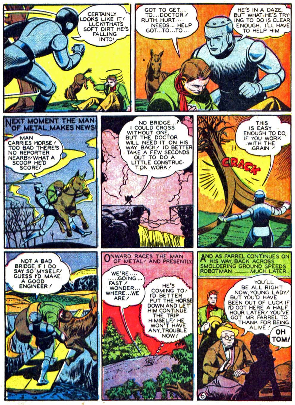Star Spangled Comics (1941) issue 27 - Page 56