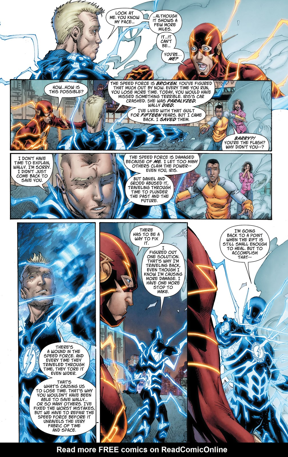 Read online The Flash (2011) comic -  Issue # _TPB 6 (Part 2) - 48