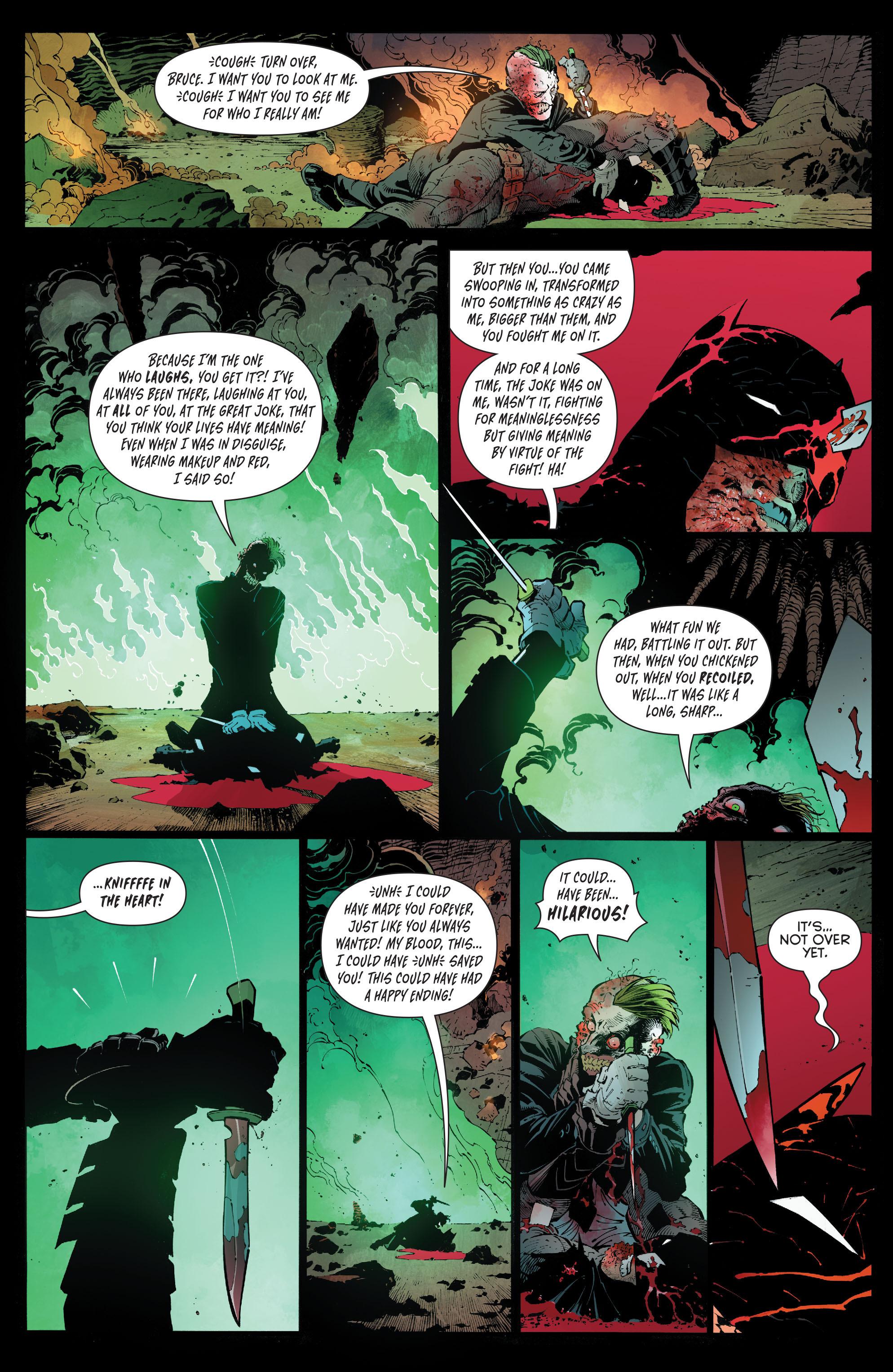 Read online Batman (2011) comic -  Issue # _TPB 7 - 140