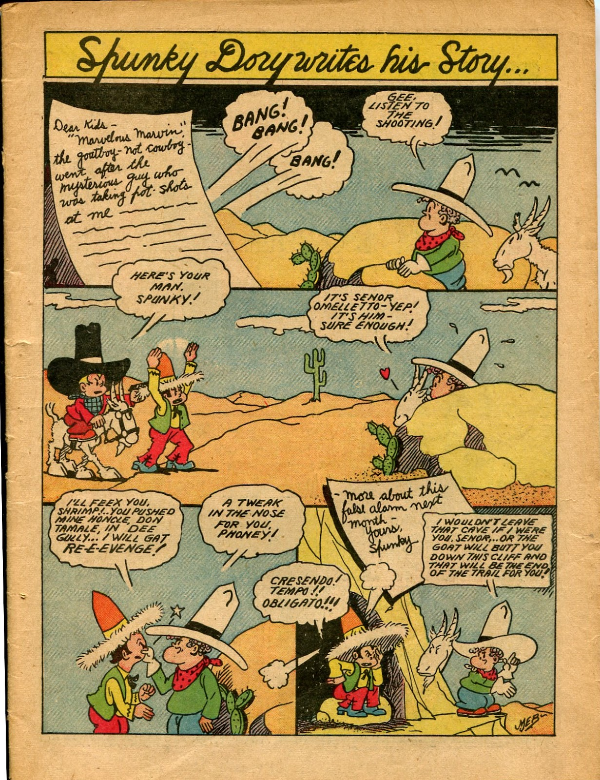 Read online Famous Funnies comic -  Issue #77 - 4