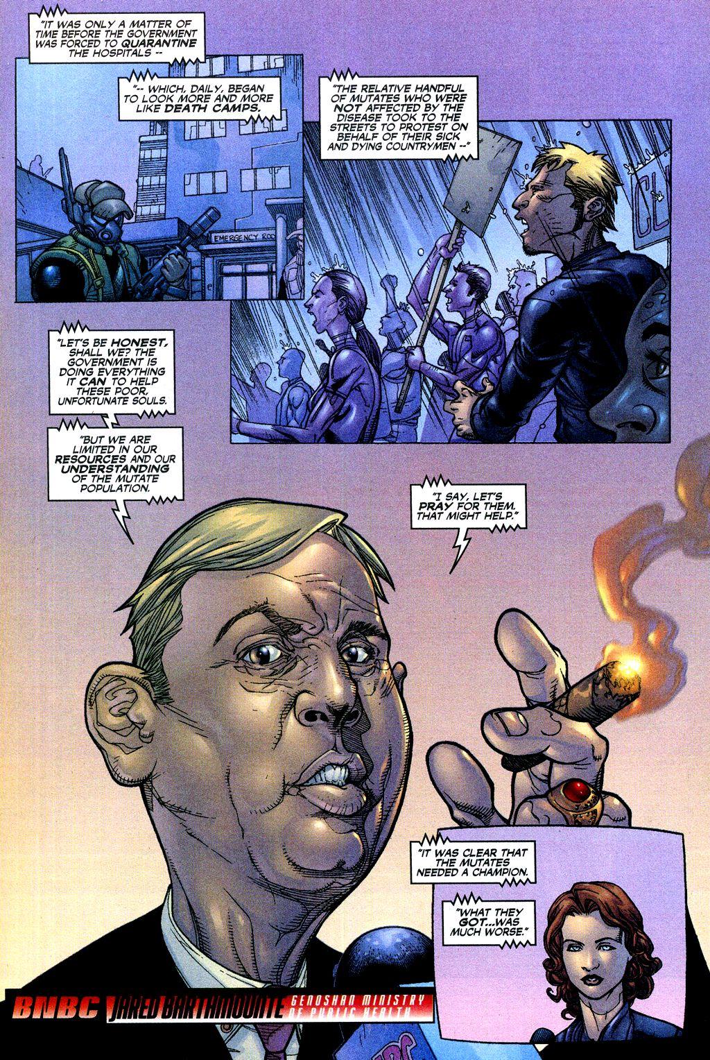 X-Men (1991) 111 Page 5