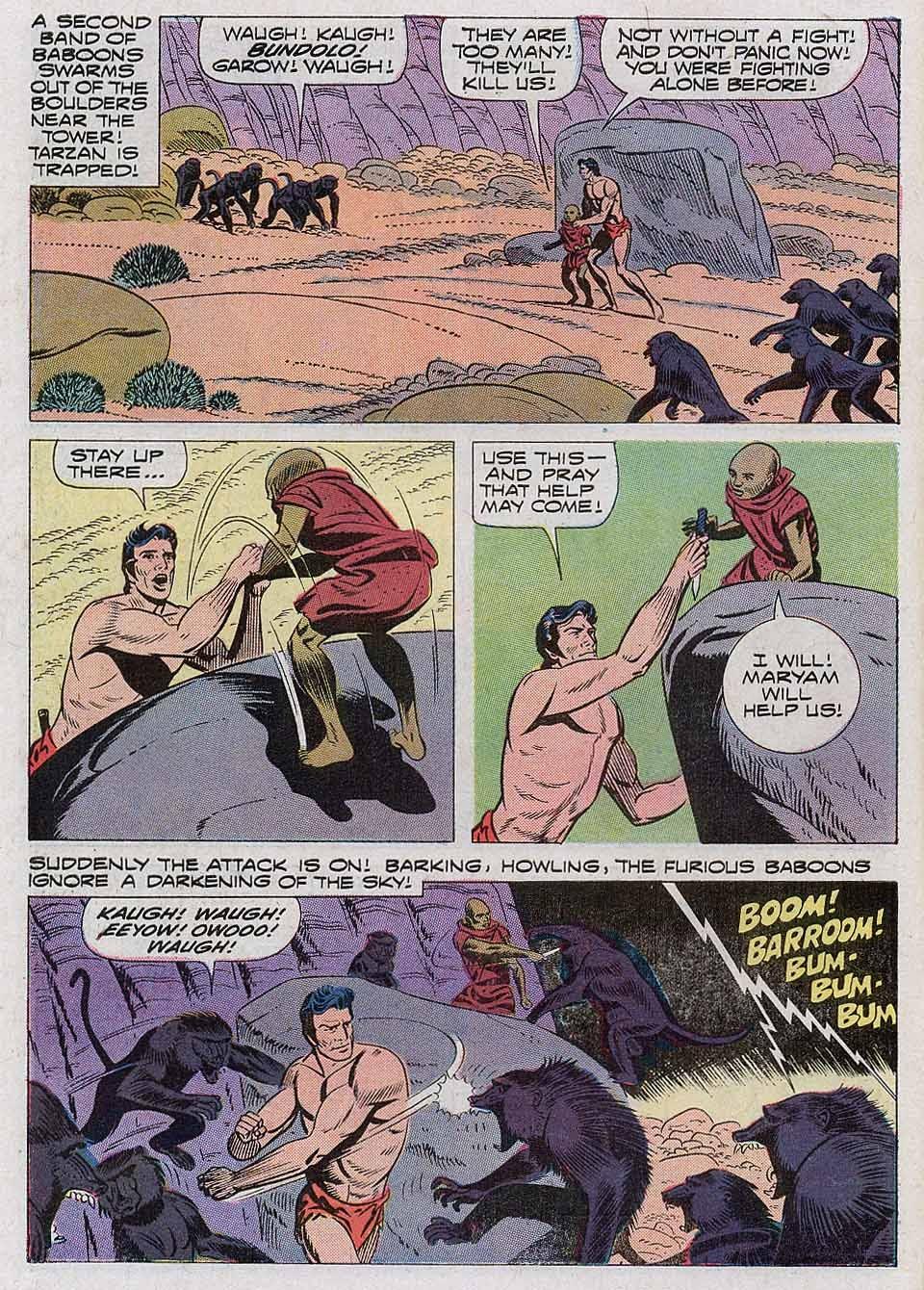 Tarzan (1962) issue 204 - Page 10