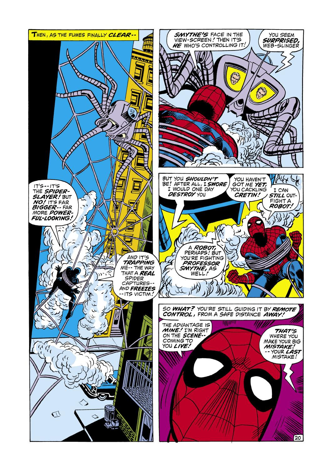 The Amazing Spider-Man (1963) 106 Page 20