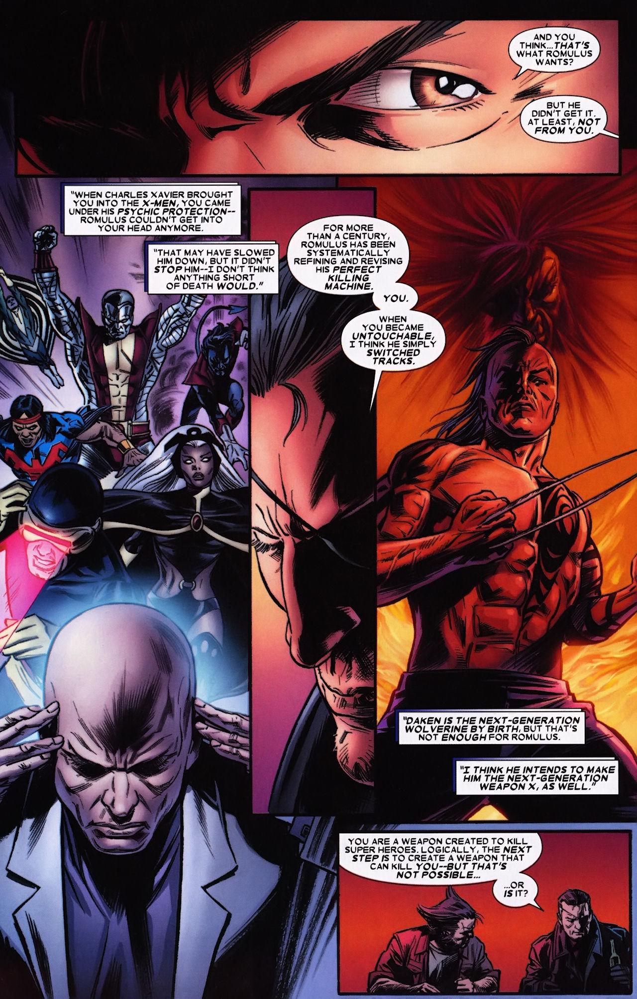 Read online Wolverine: Origins comic -  Issue #33 - 18
