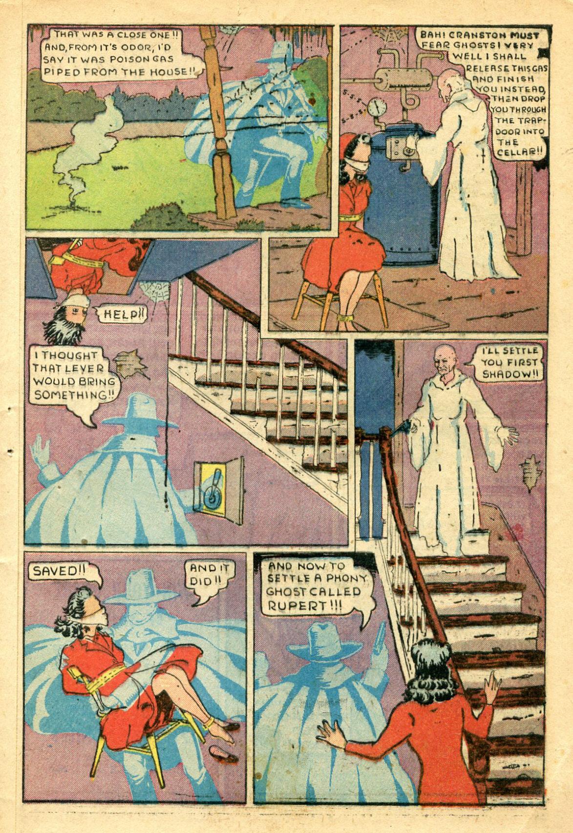 Read online Shadow Comics comic -  Issue #44 - 56
