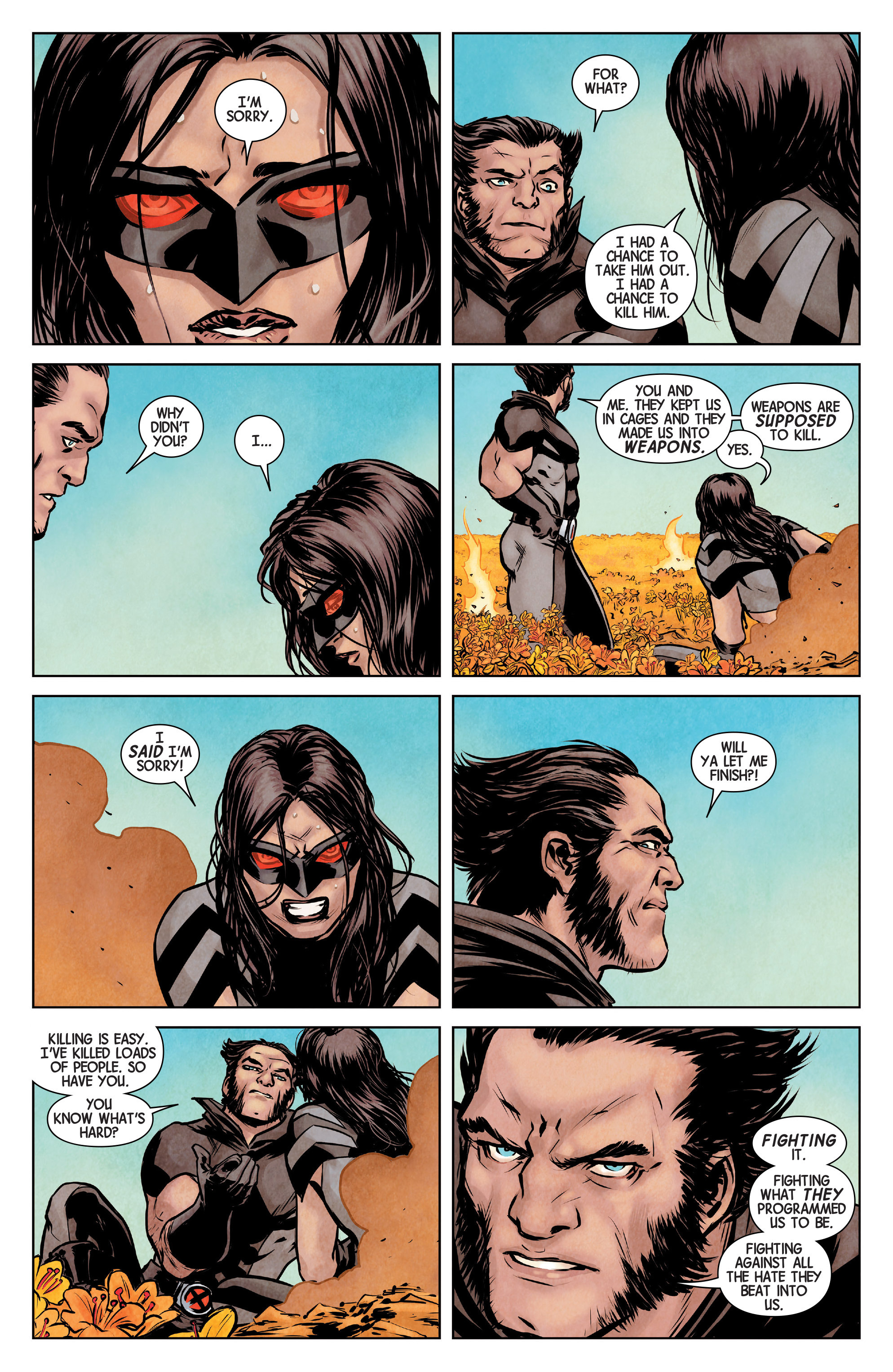 Read online All-New Wolverine (2016) comic -  Issue #1 - 7