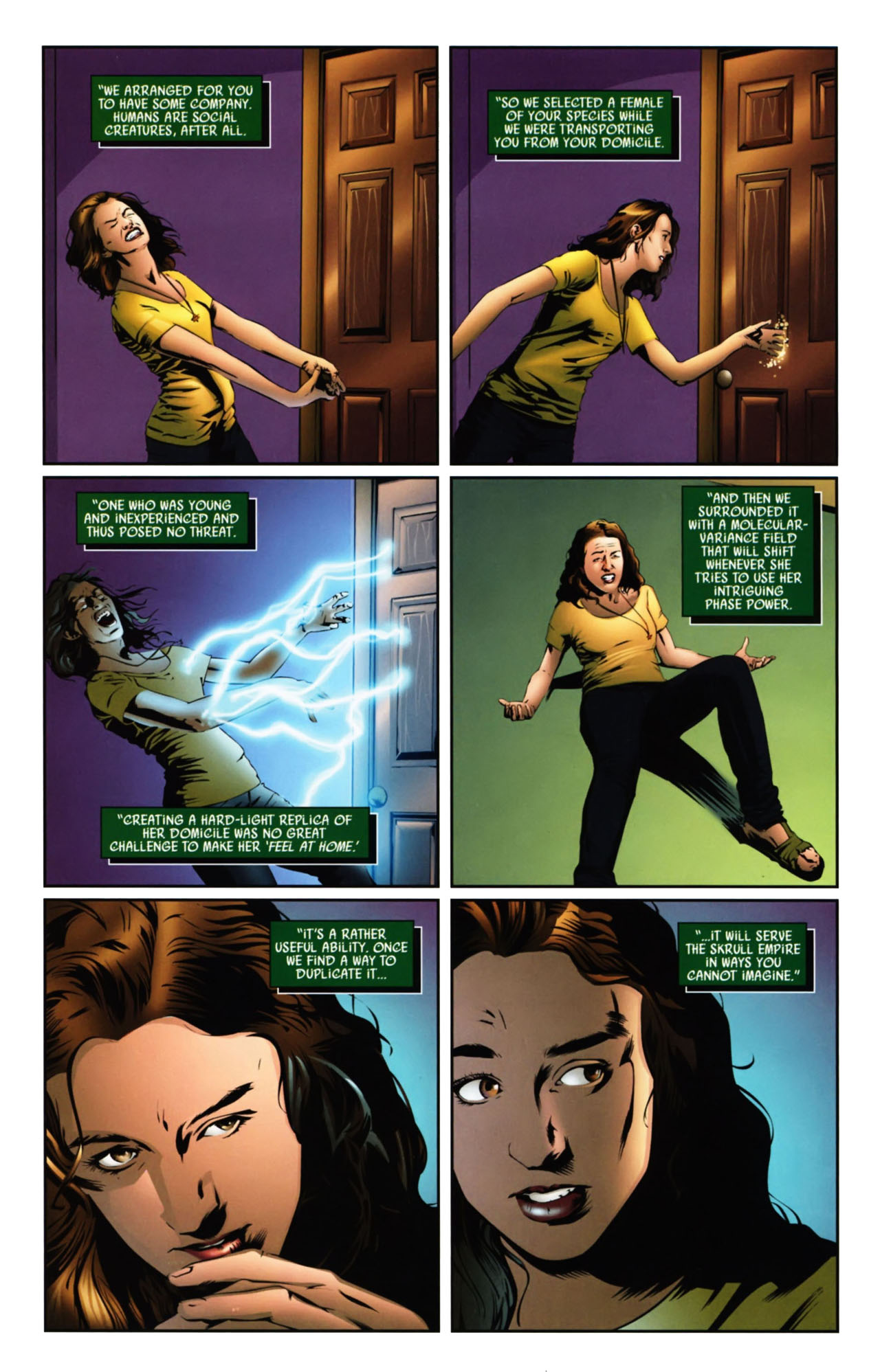 Read online Wolverine: First Class comic -  Issue #19 - 12