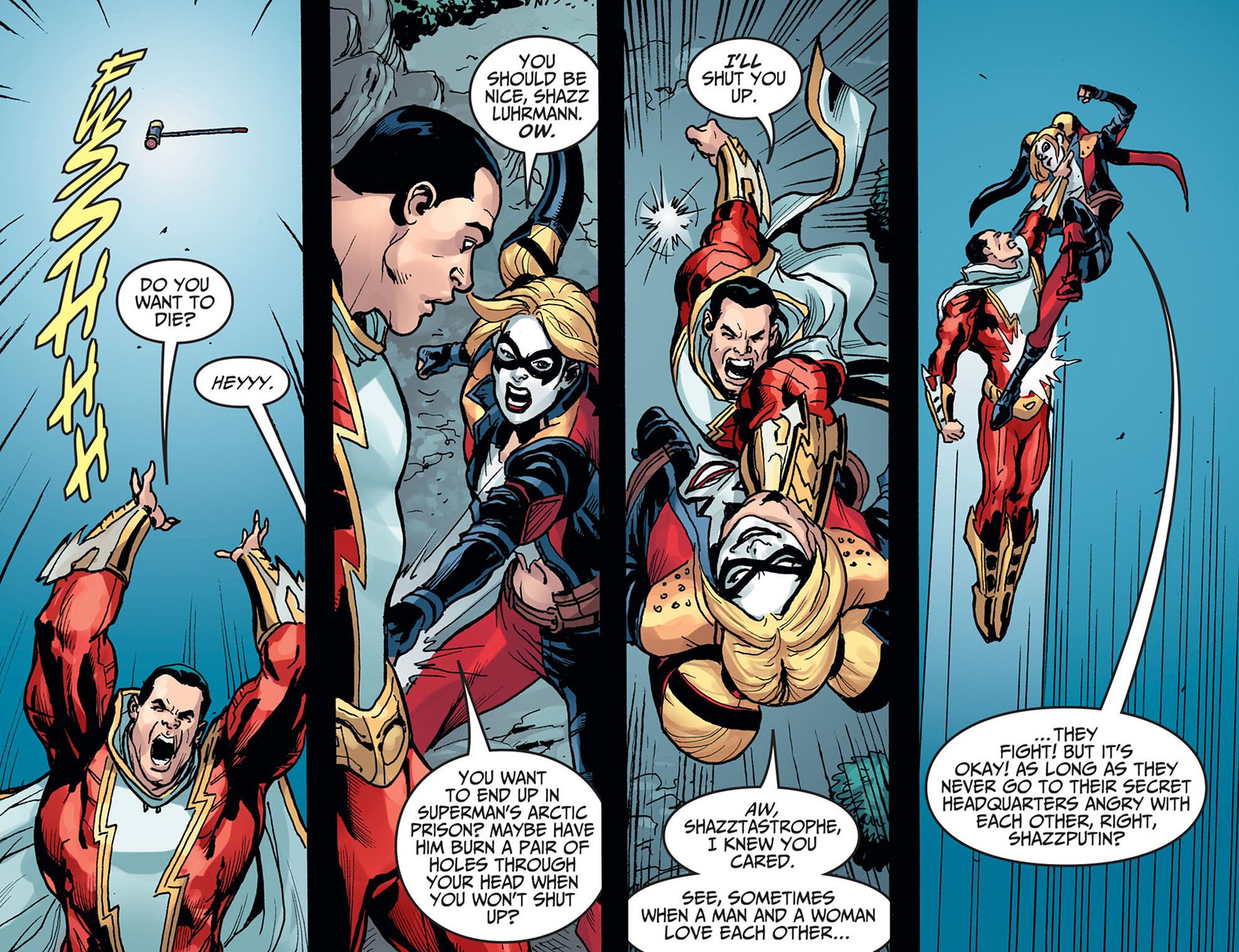 Read online Injustice: Ground Zero comic -  Issue #9 - 18