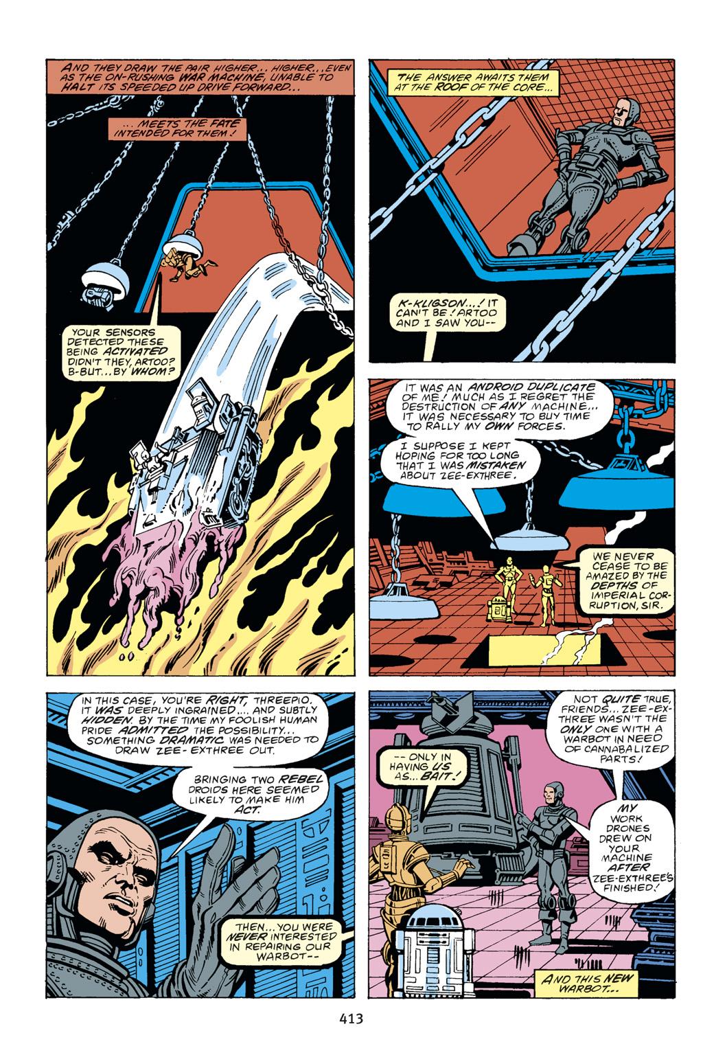 Read online Star Wars Omnibus comic -  Issue # Vol. 14 - 408