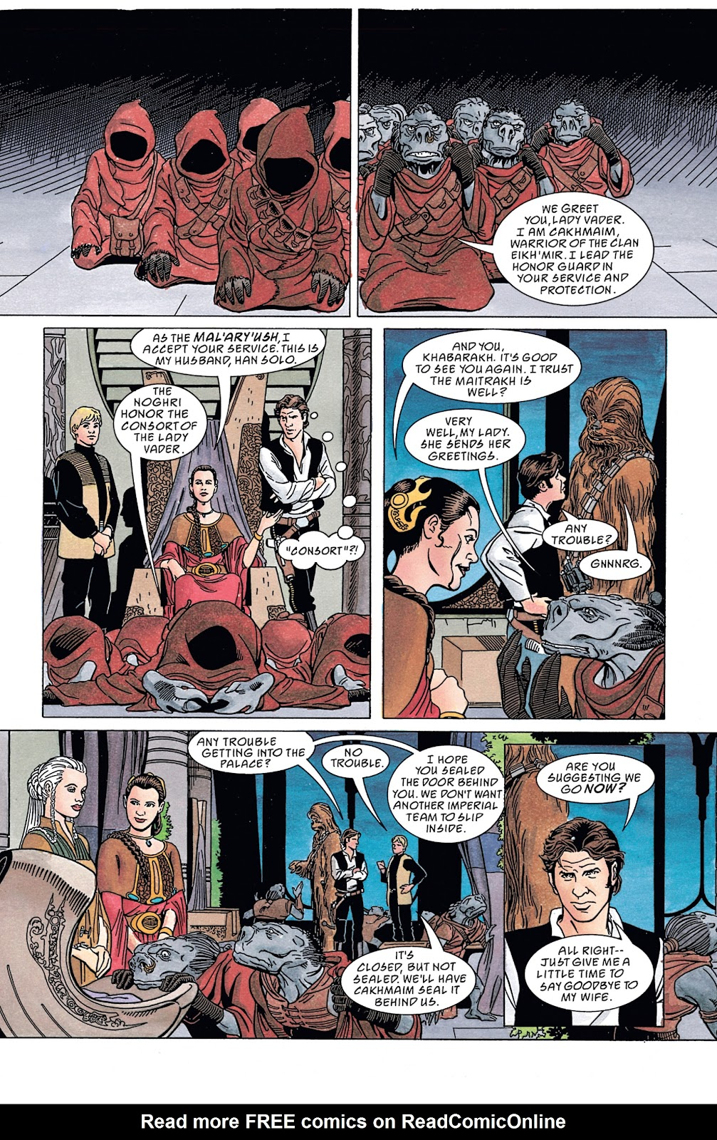 Read online Star Wars Legends: The New Republic - Epic Collection comic -  Issue # TPB 4 (Part 4) - 54