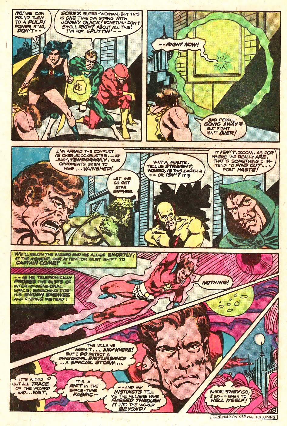 Read online Secret Society of Super-Villains comic -  Issue #13 - 9