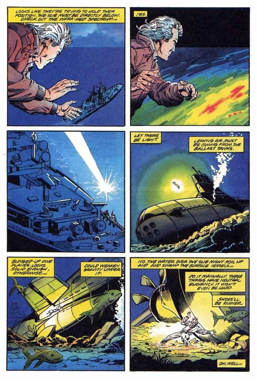 Read online Solar, Man of the Atom comic -  Issue #1 - 12