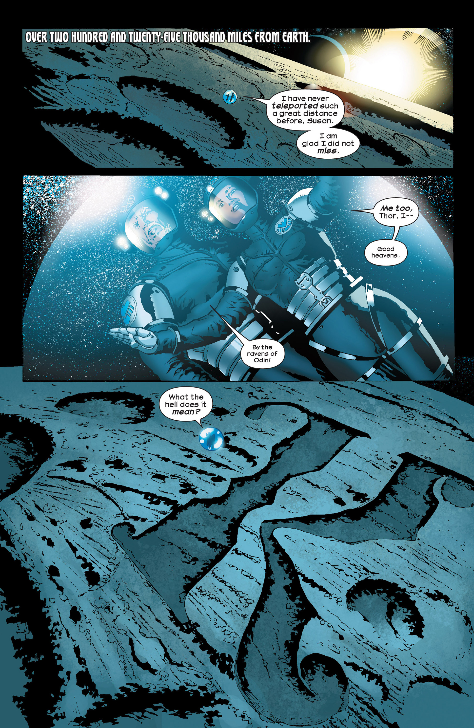 Read online Ultimate Comics Ultimates comic -  Issue #23 - 8