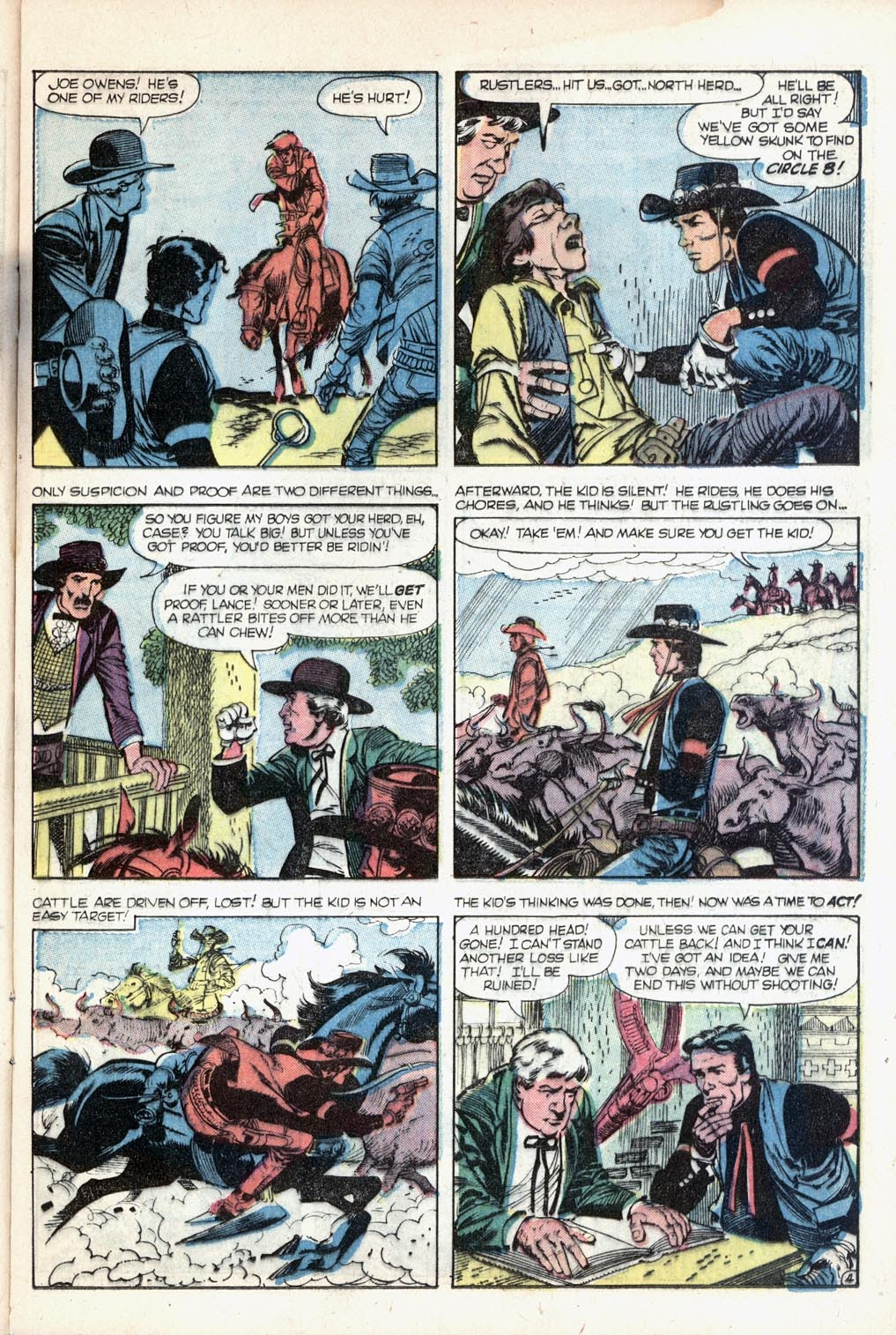 Gunsmoke Western 55 Page 13