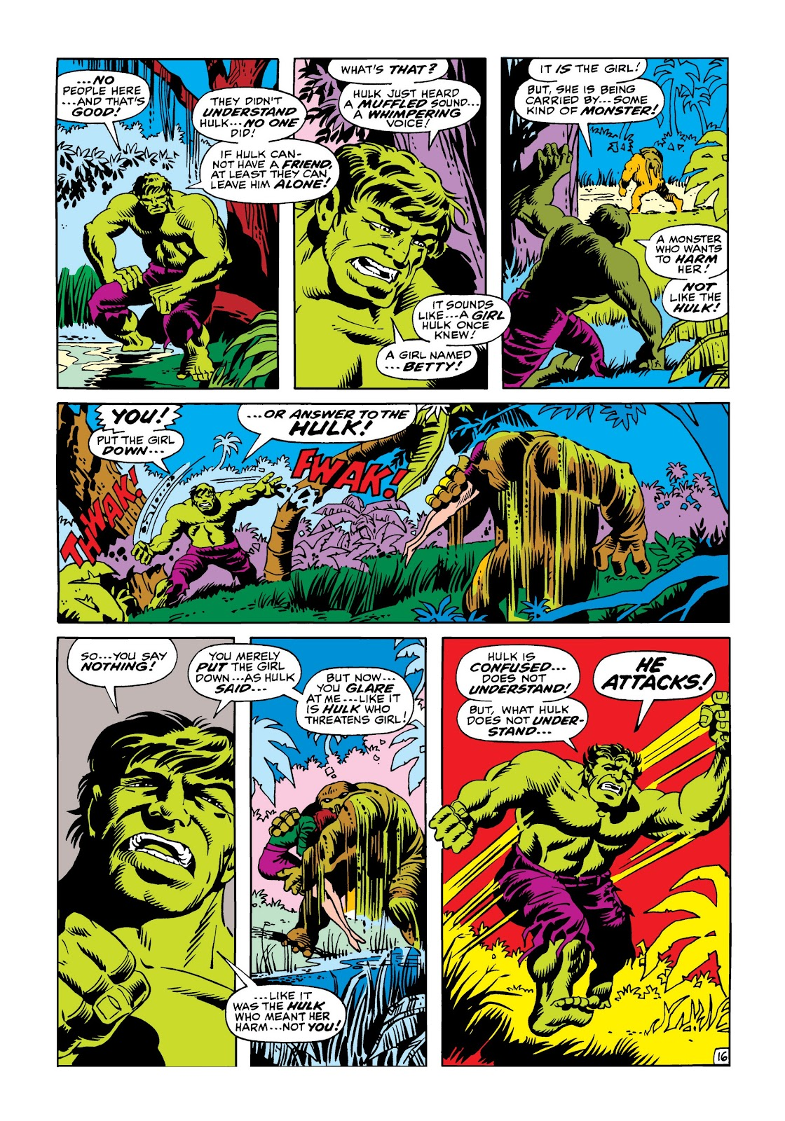 Read online Marvel Masterworks: The Incredible Hulk comic -  Issue # TPB 5 (Part 3) - 32