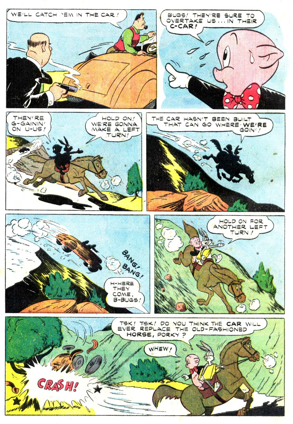 Four Color Comics issue 307 - Page 37