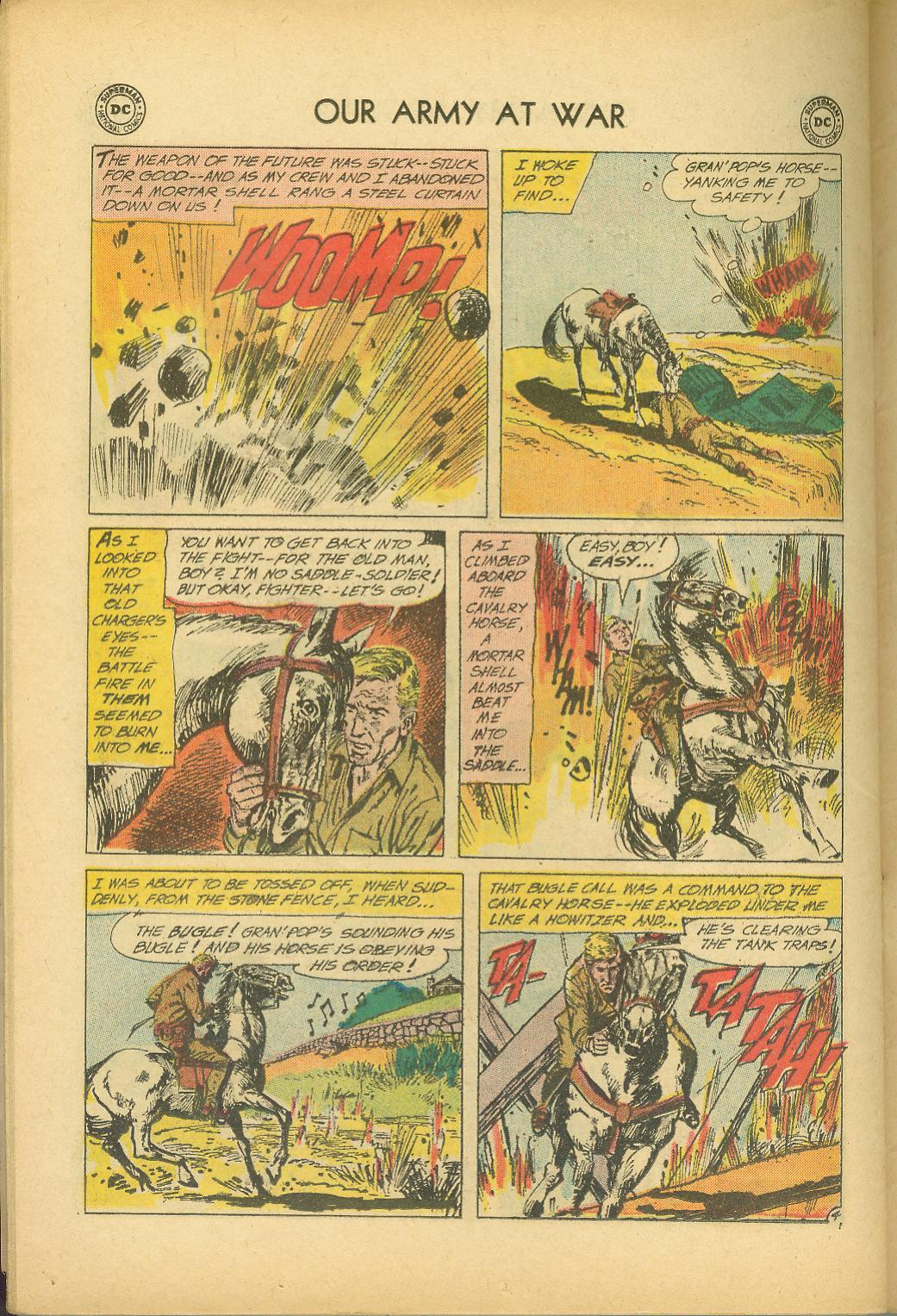 Our Army at War (1952) issue 100 - Page 30