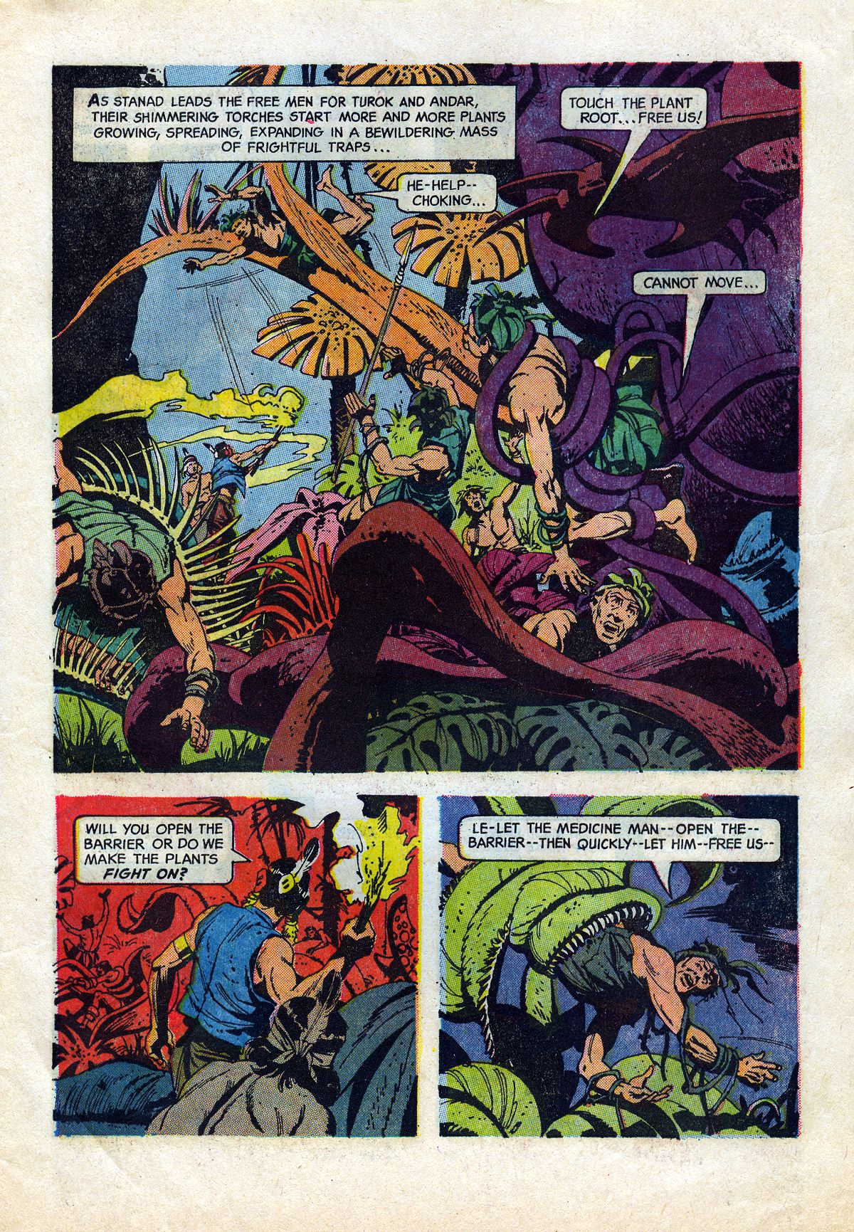 Read online Turok, Son of Stone comic -  Issue #45 - 31