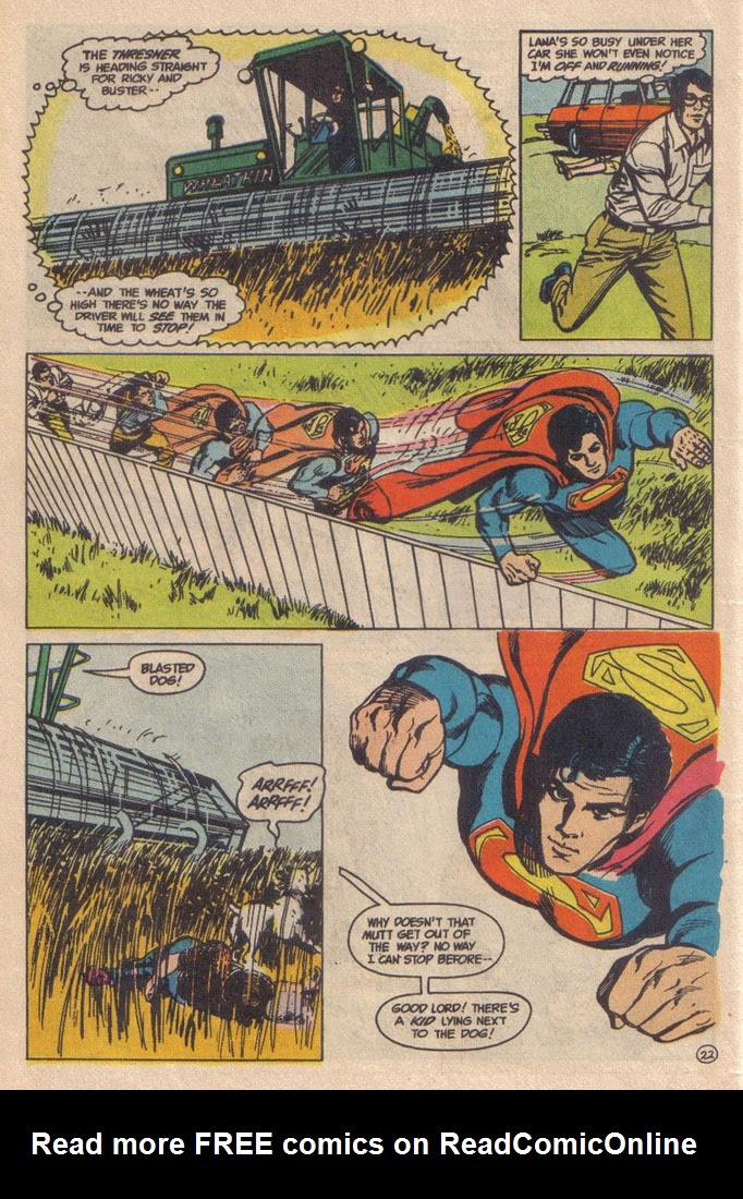 Read online Superman III comic -  Issue # Full - 22