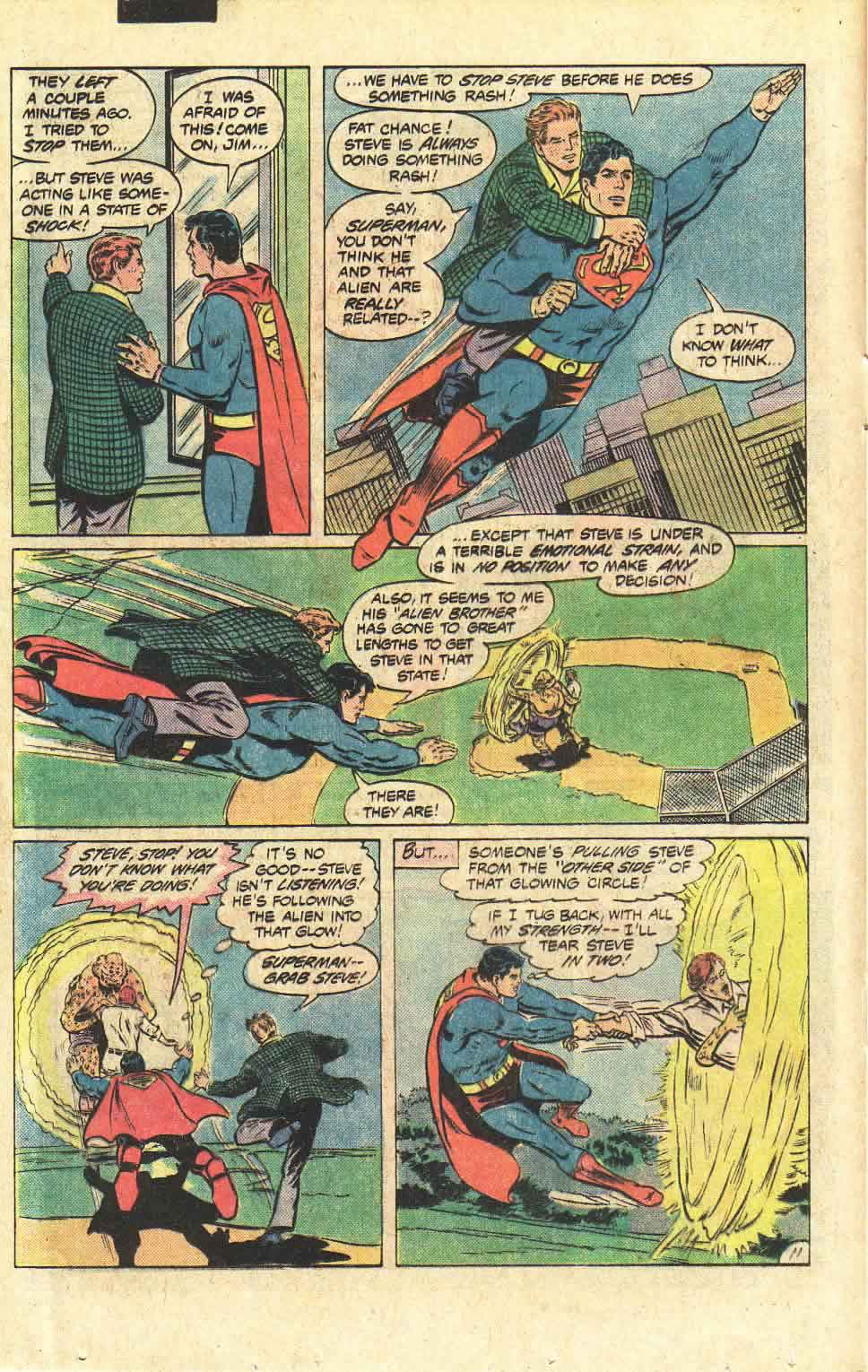 Read online Action Comics (1938) comic -  Issue #523 - 12