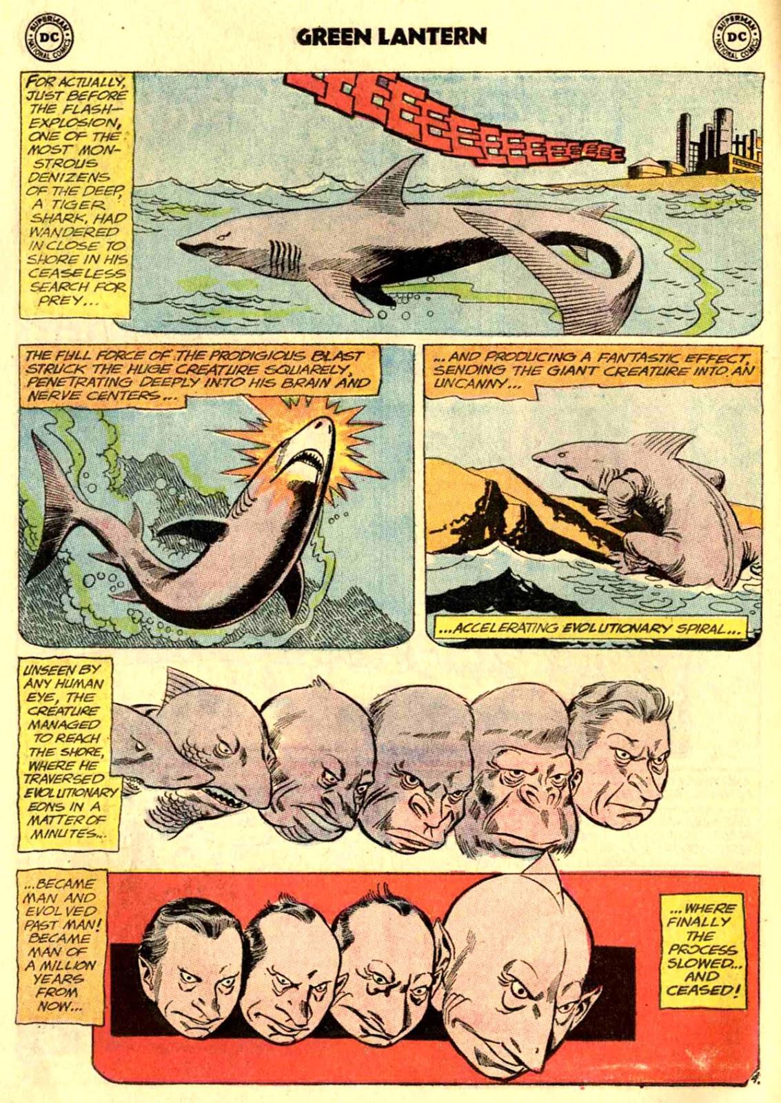 Green Lantern (1960) Issue #24 #27 - English 6