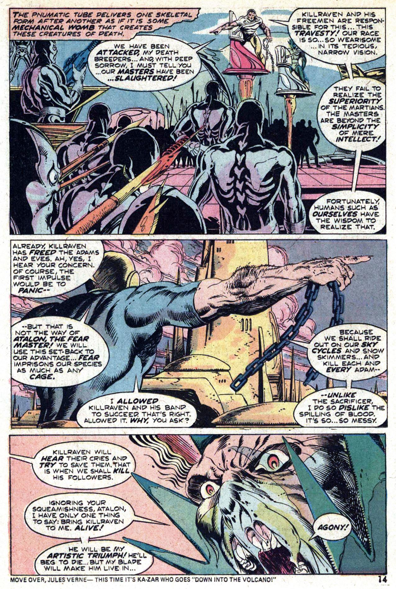 Read online Amazing Adventures (1970) comic -  Issue #29 - 16