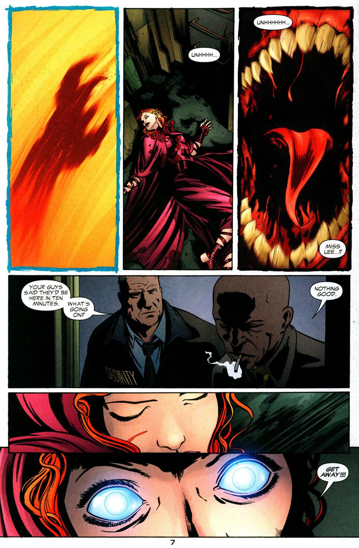 Read online Fallen Angel (2003) comic -  Issue #3 - 8