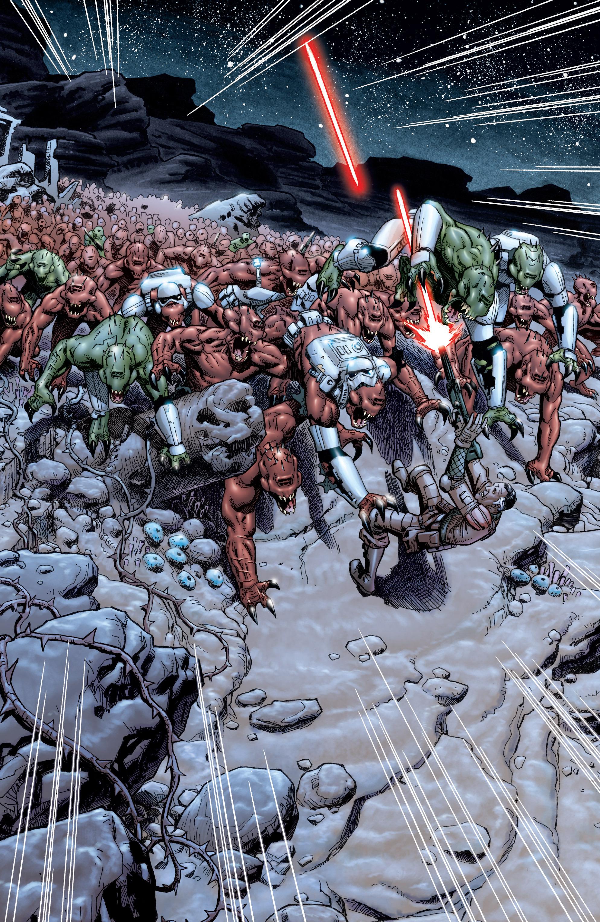 Read online Star Wars Omnibus comic -  Issue # Vol. 20 - 411