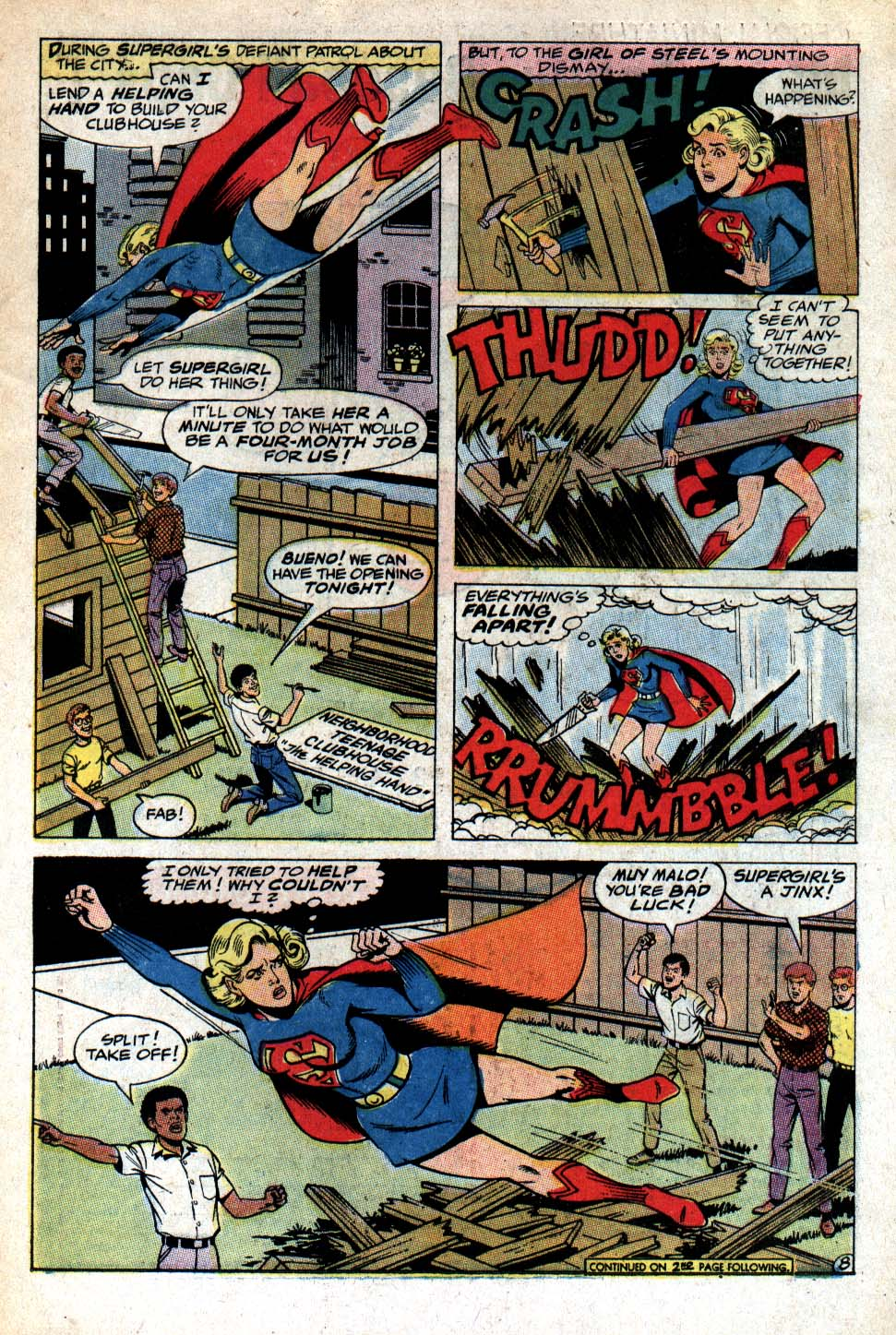 Read online Adventure Comics (1938) comic -  Issue #396 - 11