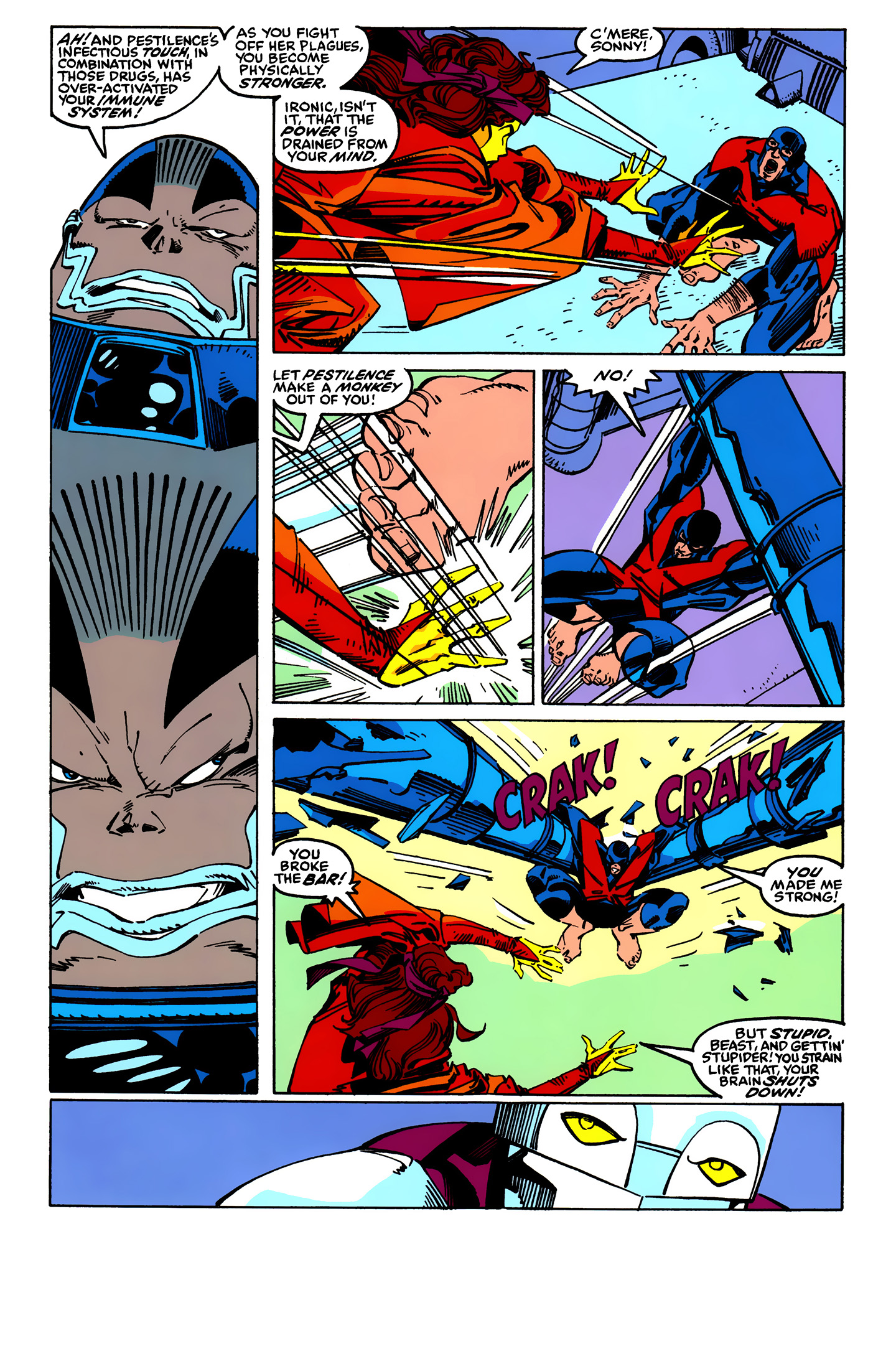 Read online X-Factor (1986) comic -  Issue #24 - 15