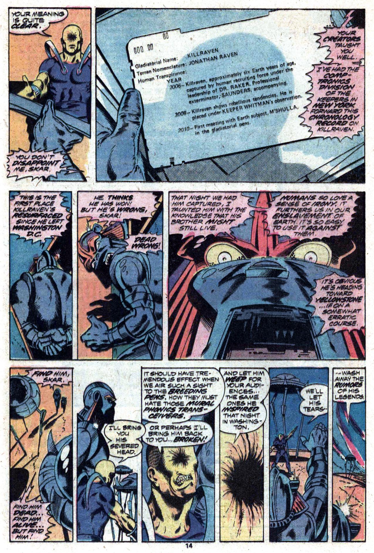 Read online Amazing Adventures (1970) comic -  Issue #27 - 15