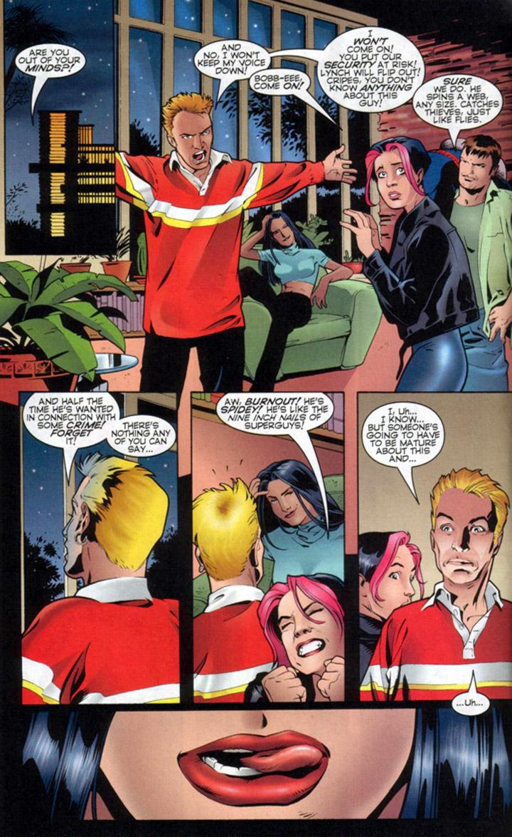 Read online Spider-Man/Gen13 comic -  Issue # Full - 19