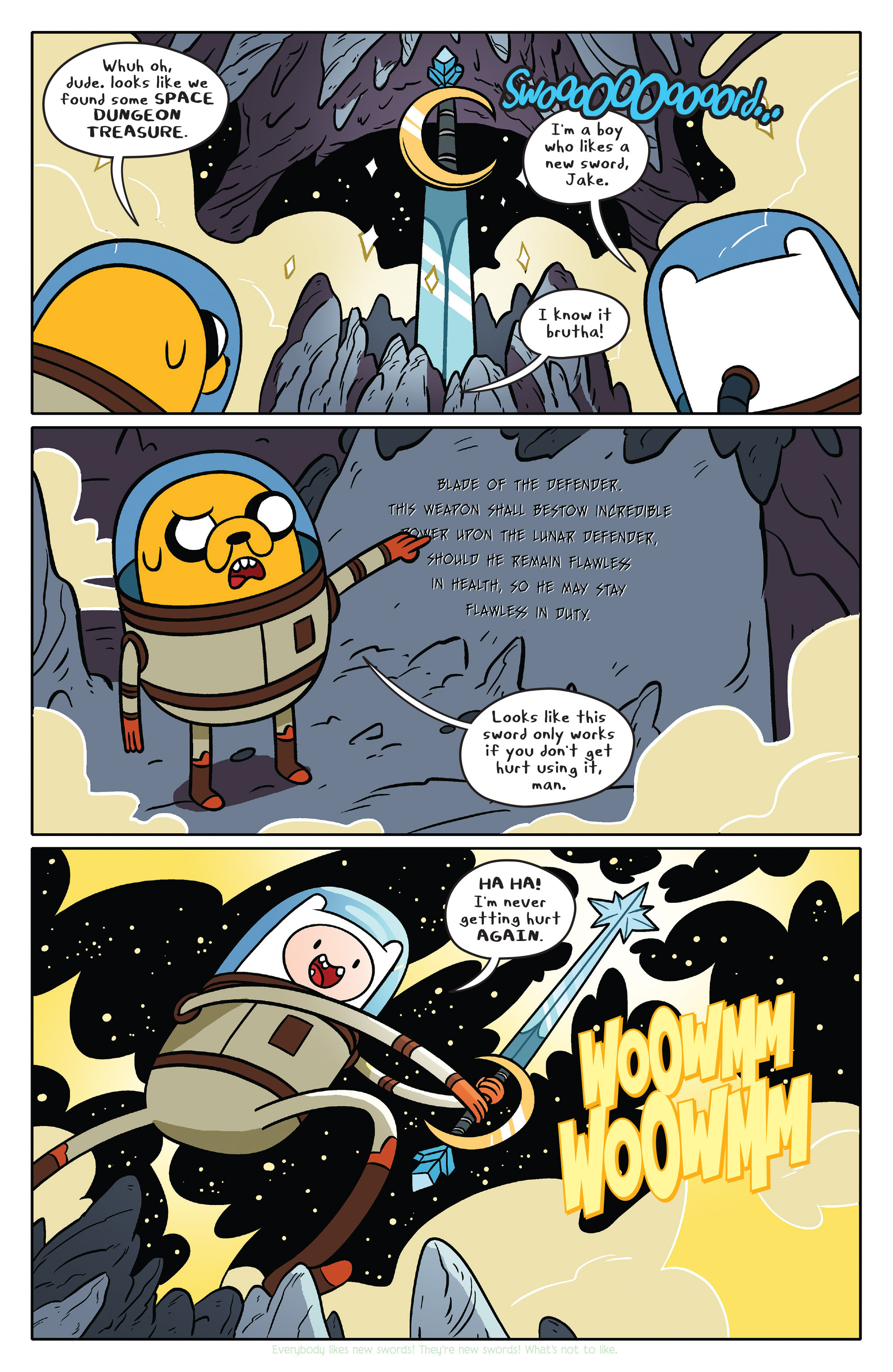 Read online Adventure Time comic -  Issue #36 - 13