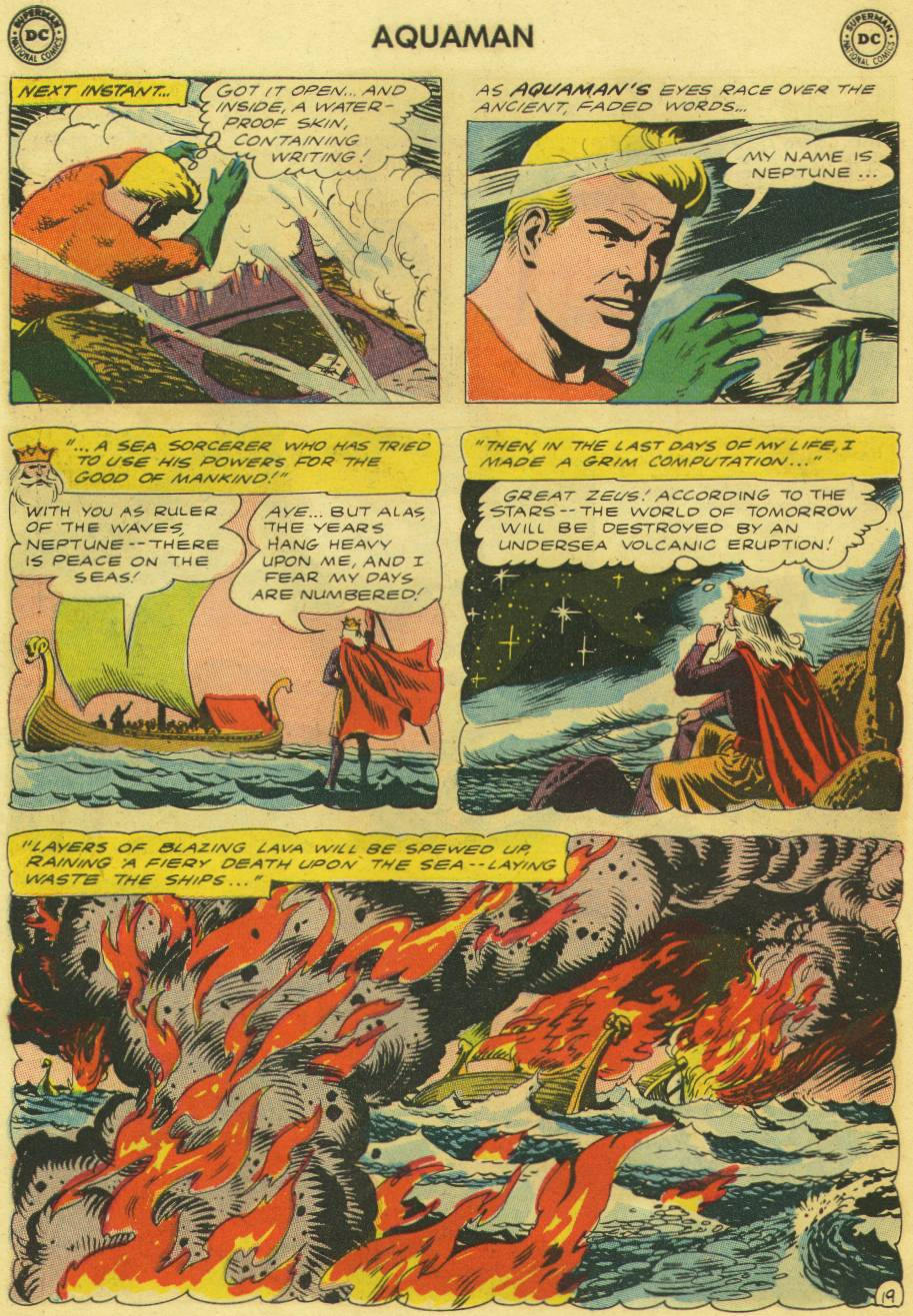Read online Aquaman (1962) comic -  Issue #9 - 26