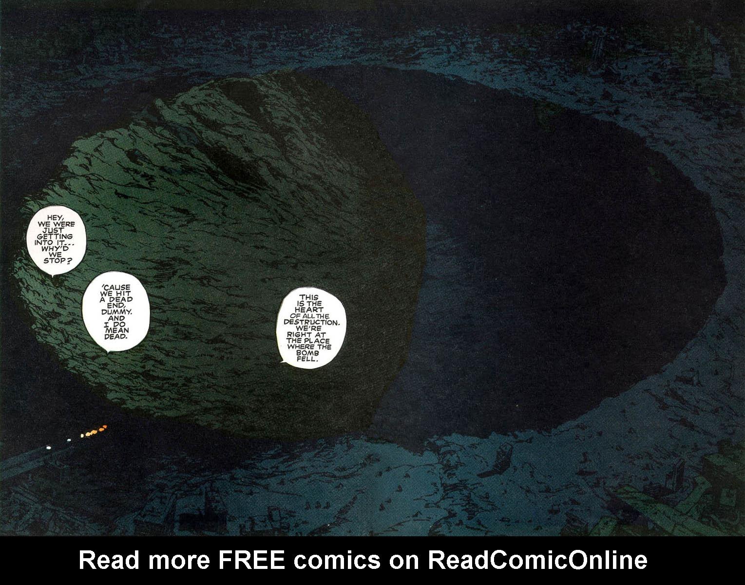 Read online Akira comic -  Issue #1 - 15