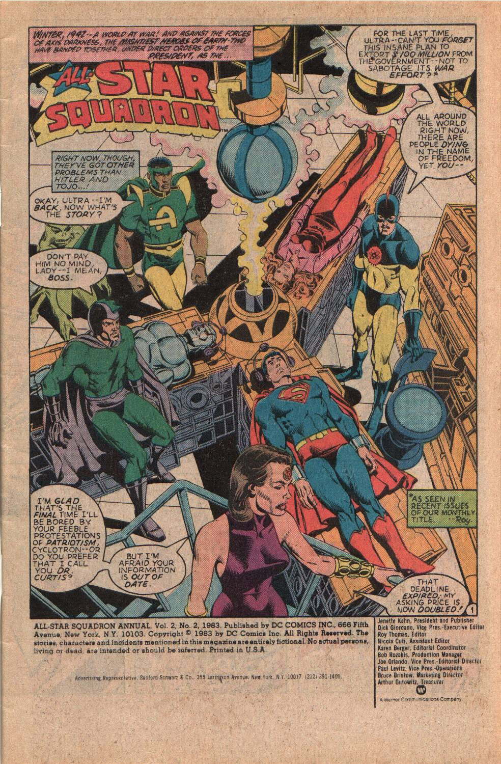 Read online All-Star Squadron comic -  Issue # _Annual 2 - 3