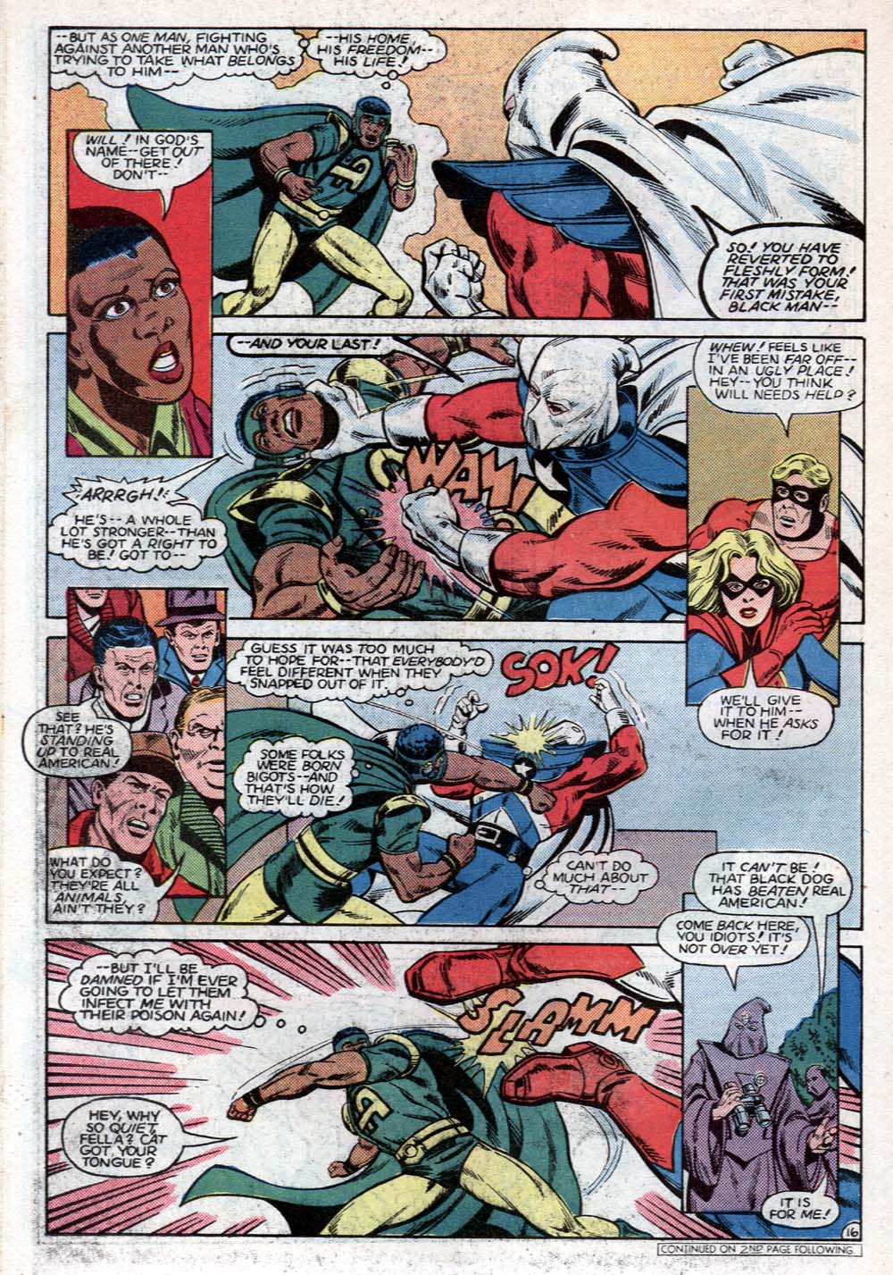 Read online All-Star Squadron comic -  Issue #40 - 17