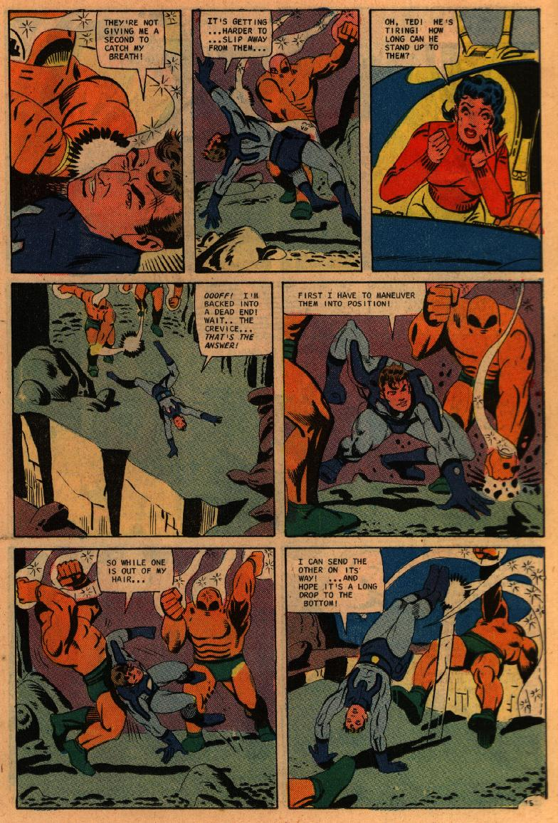 Blue Beetle (1967) issue 2 - Page 19