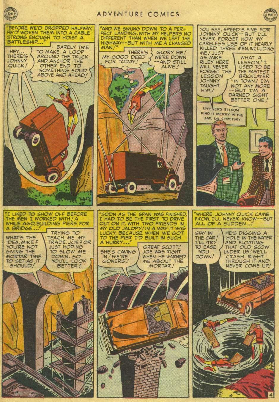 Read online Adventure Comics (1938) comic -  Issue #162 - 20