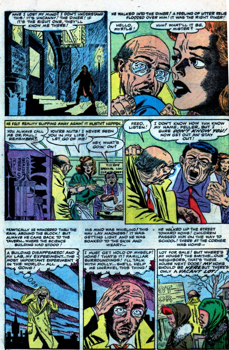 Read online Adventures into Weird Worlds comic -  Issue #27 - 7