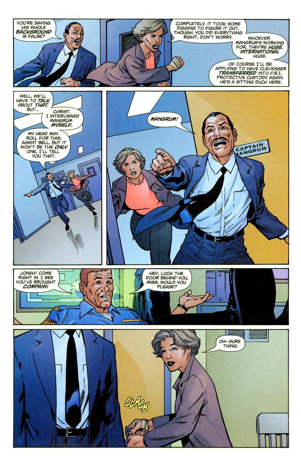 Bloodhound issue 7 - Page 19