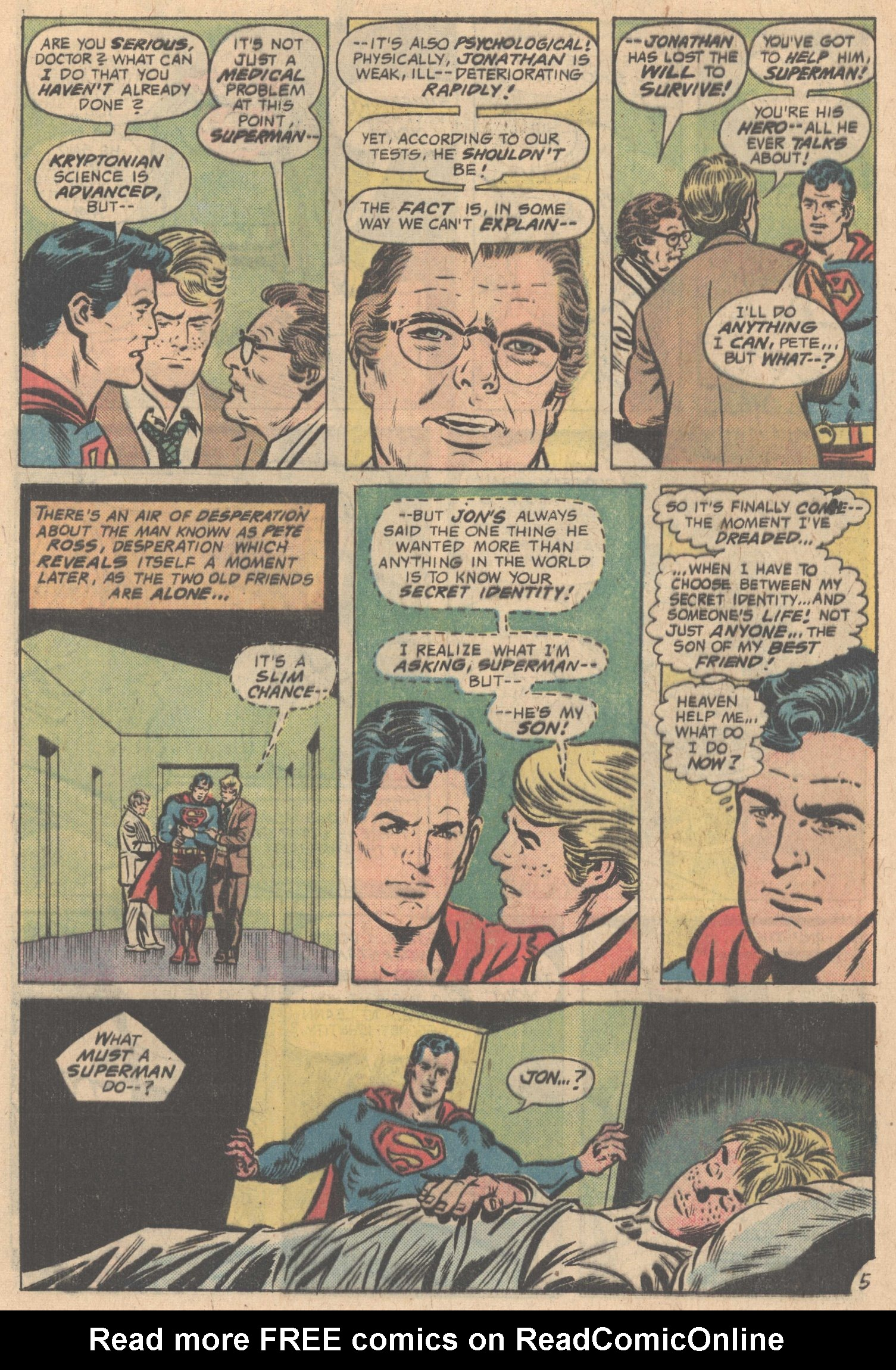 Read online Action Comics (1938) comic -  Issue #457 - 9