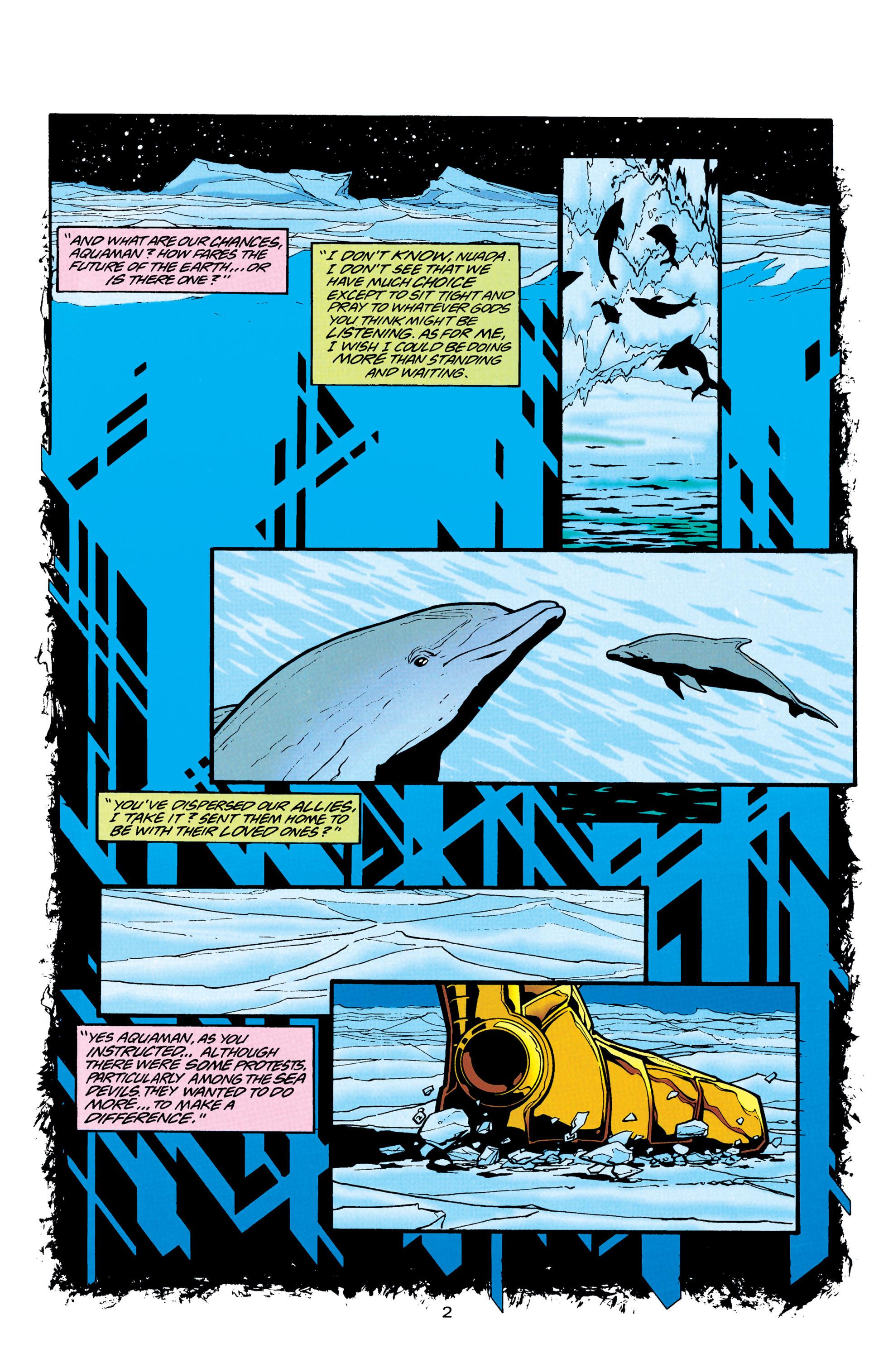 Read online Aquaman (1994) comic -  Issue #26 - 3