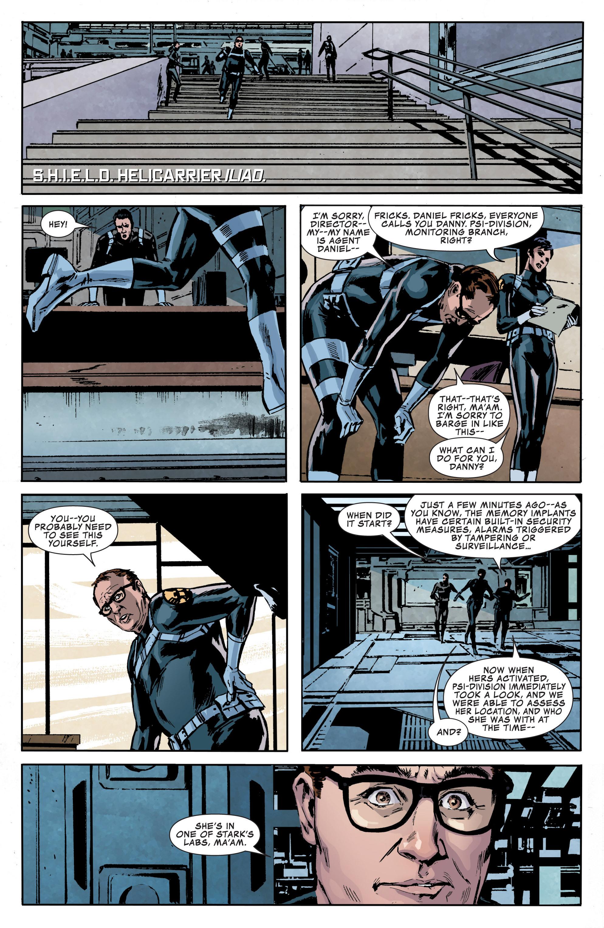 Read online Secret Avengers (2013) comic -  Issue #9 - 13