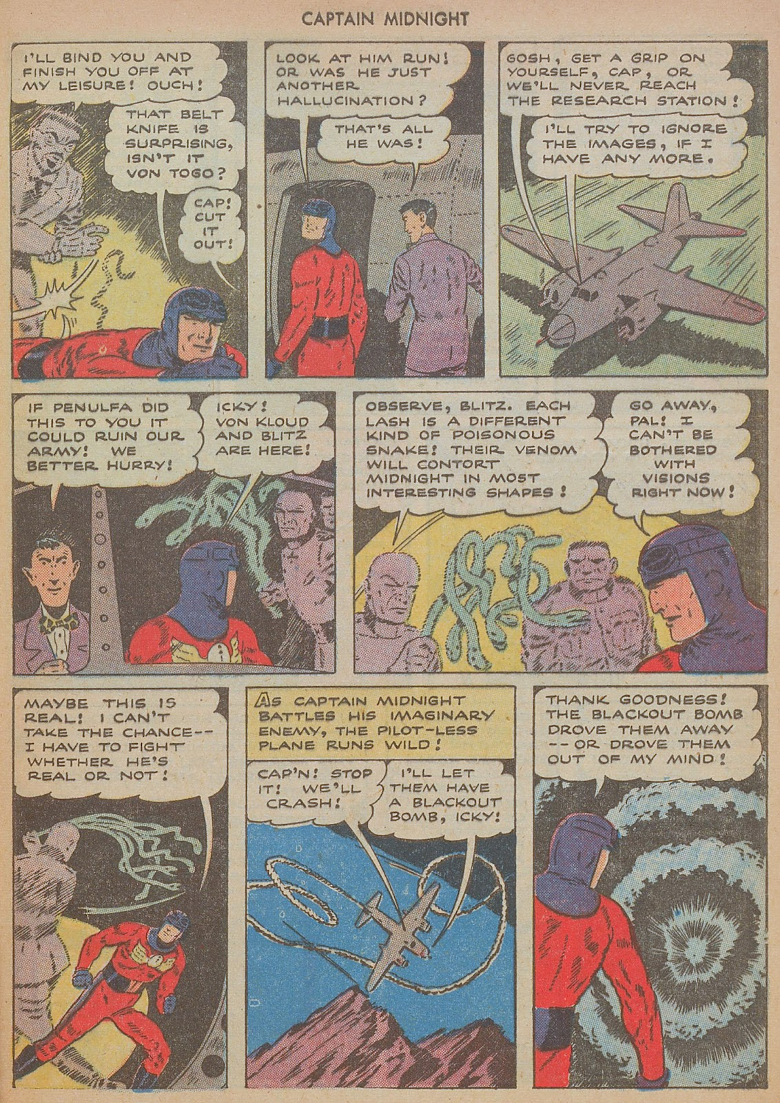 Captain Midnight (1942) issue 29 - Page 29