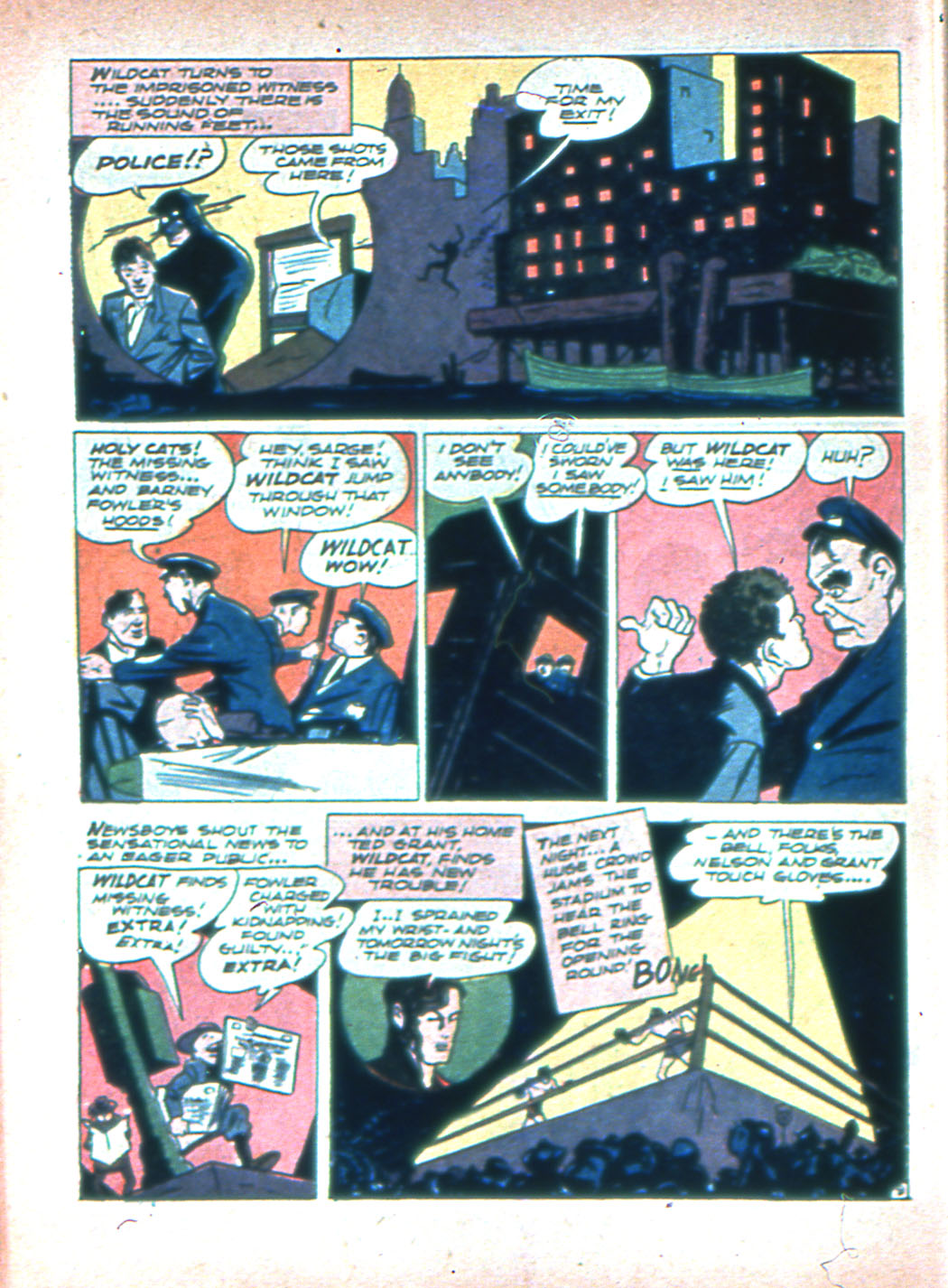 Read online Sensation (Mystery) Comics comic -  Issue #2 - 64